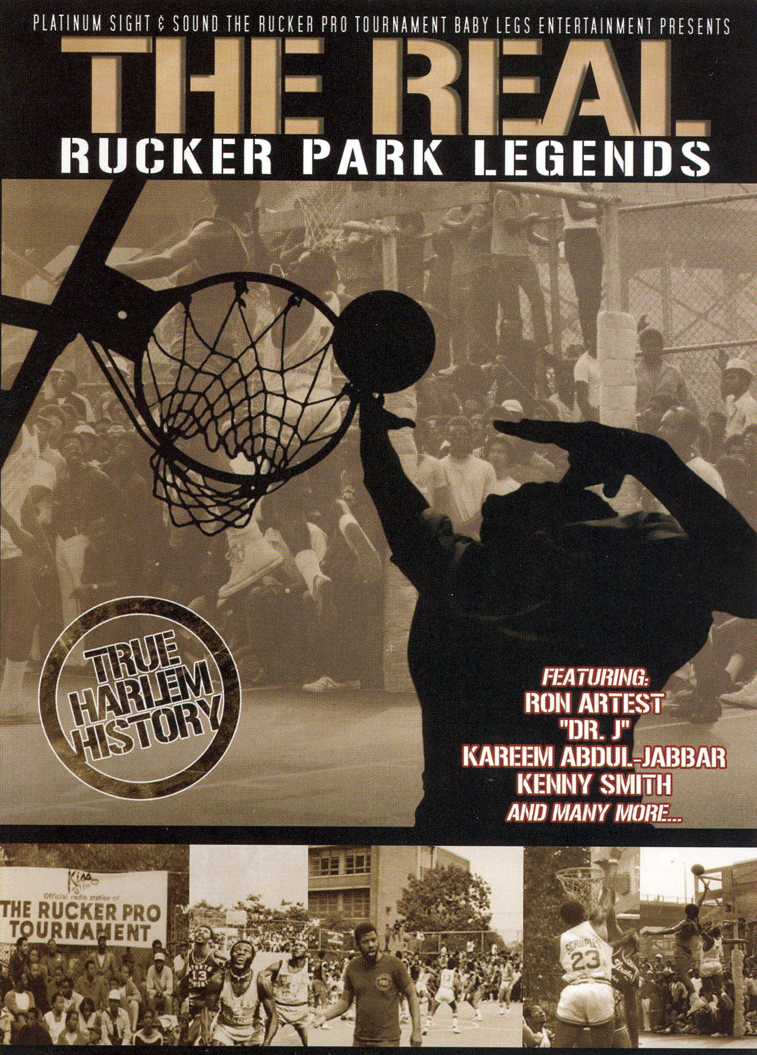 The Real: Rucker Park Legends