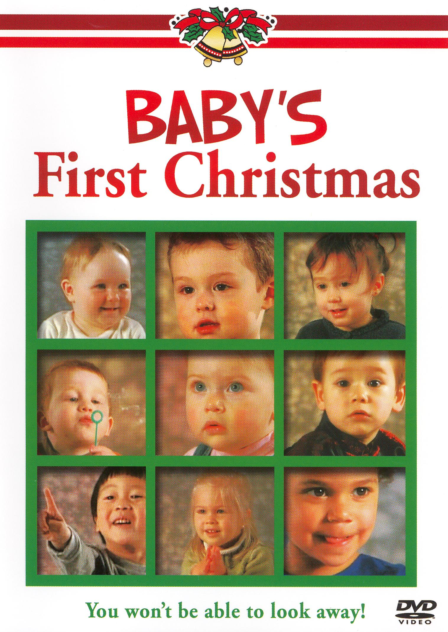 Set the Mood DVD: Baby's First Christmas