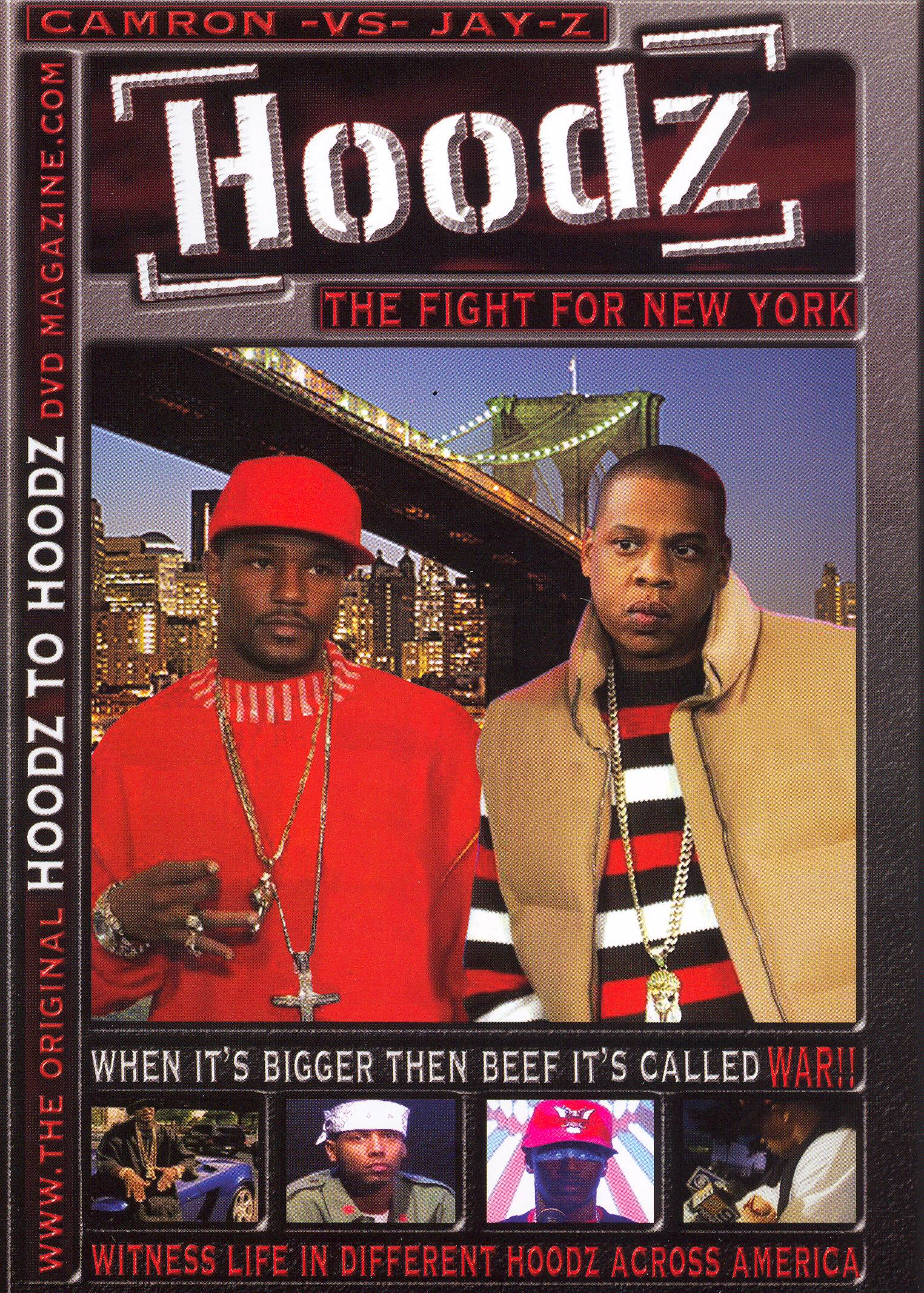 Hoodz DVD: Camron vs. Jay-Z - The Fight for New York