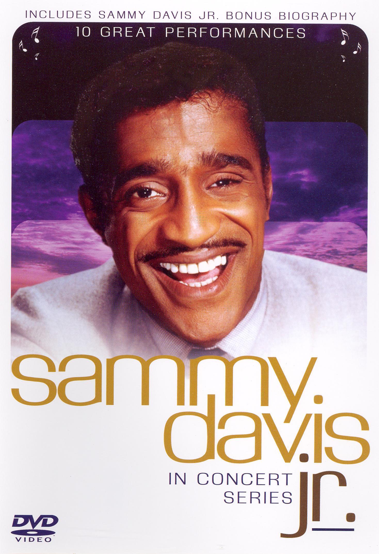 In Concert Series: Sammy Davis Jr.