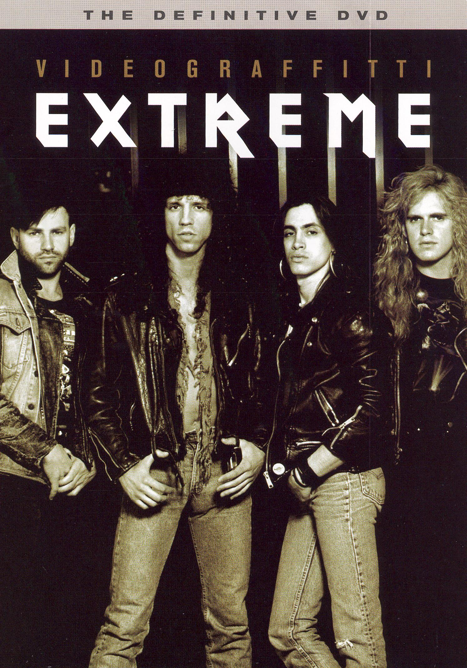 Extreme: Videograffiti - The Definitive