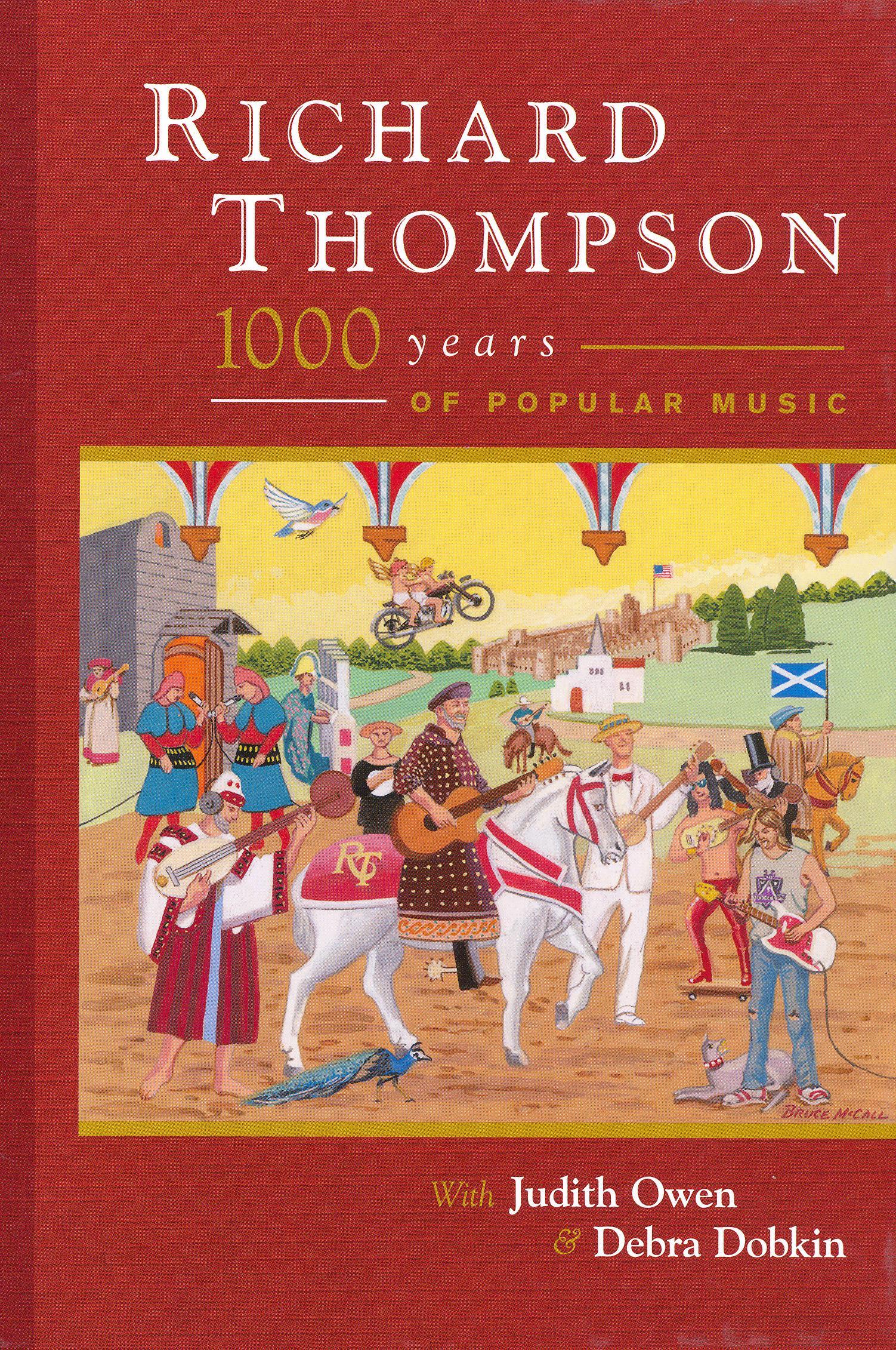 Richard Thompson: 1000 Years of Popular Music