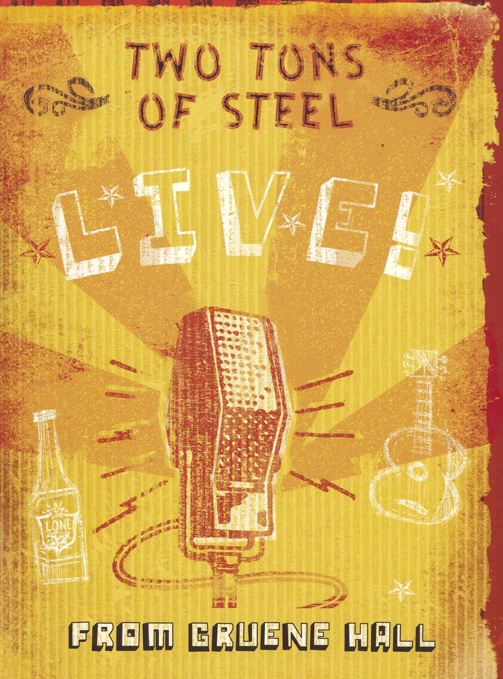 Two Tons of Steel: Two Ton Tuesday Live!