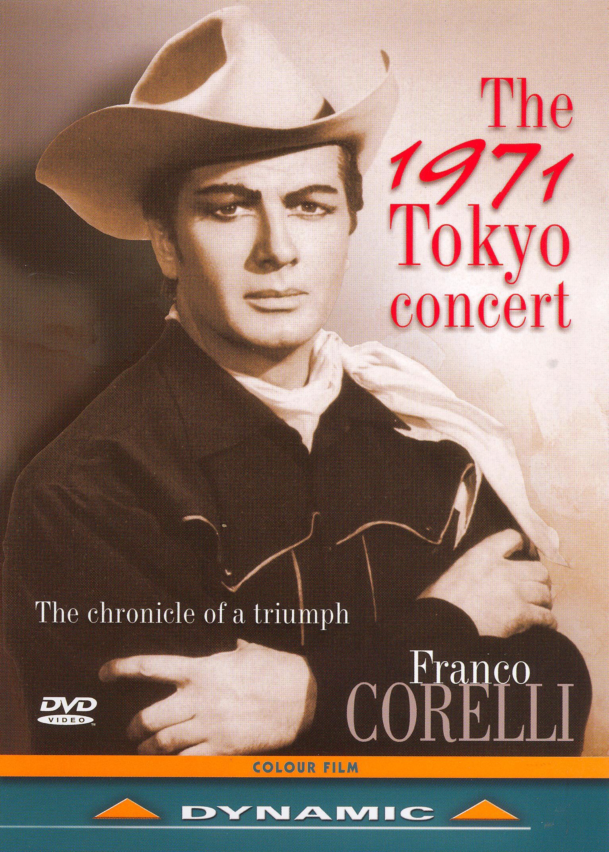 Franco Corelli: The 1971 Tokyo Concert
