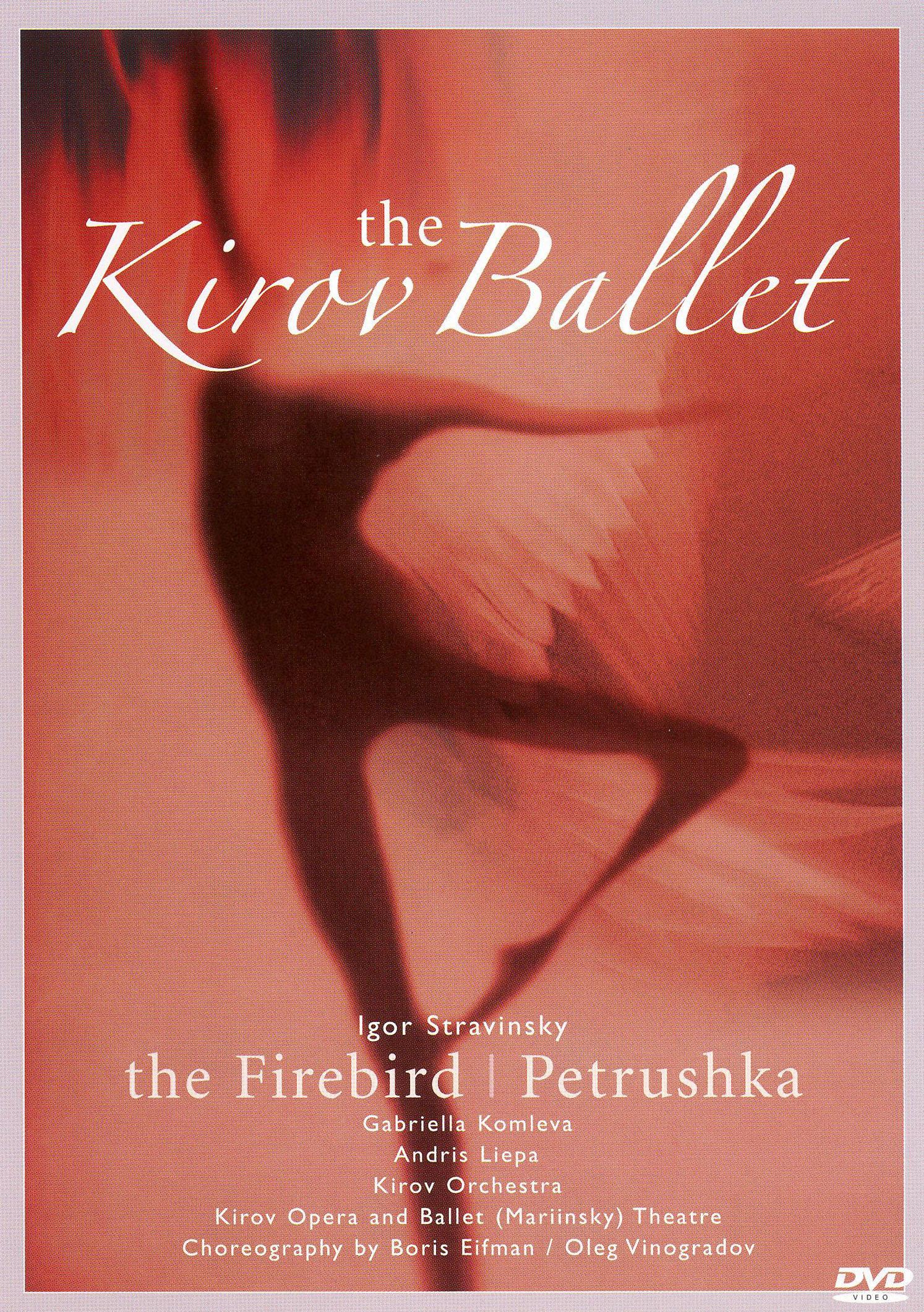 Firebird Ballet in One Act