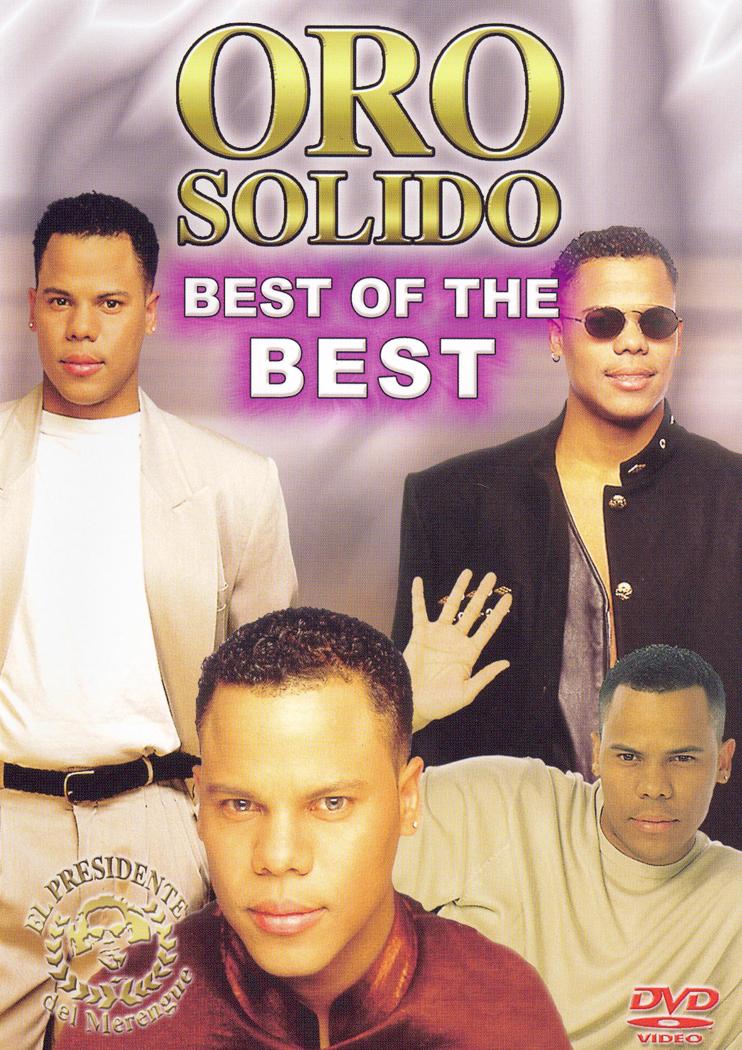Oro Solido: Best of the Best