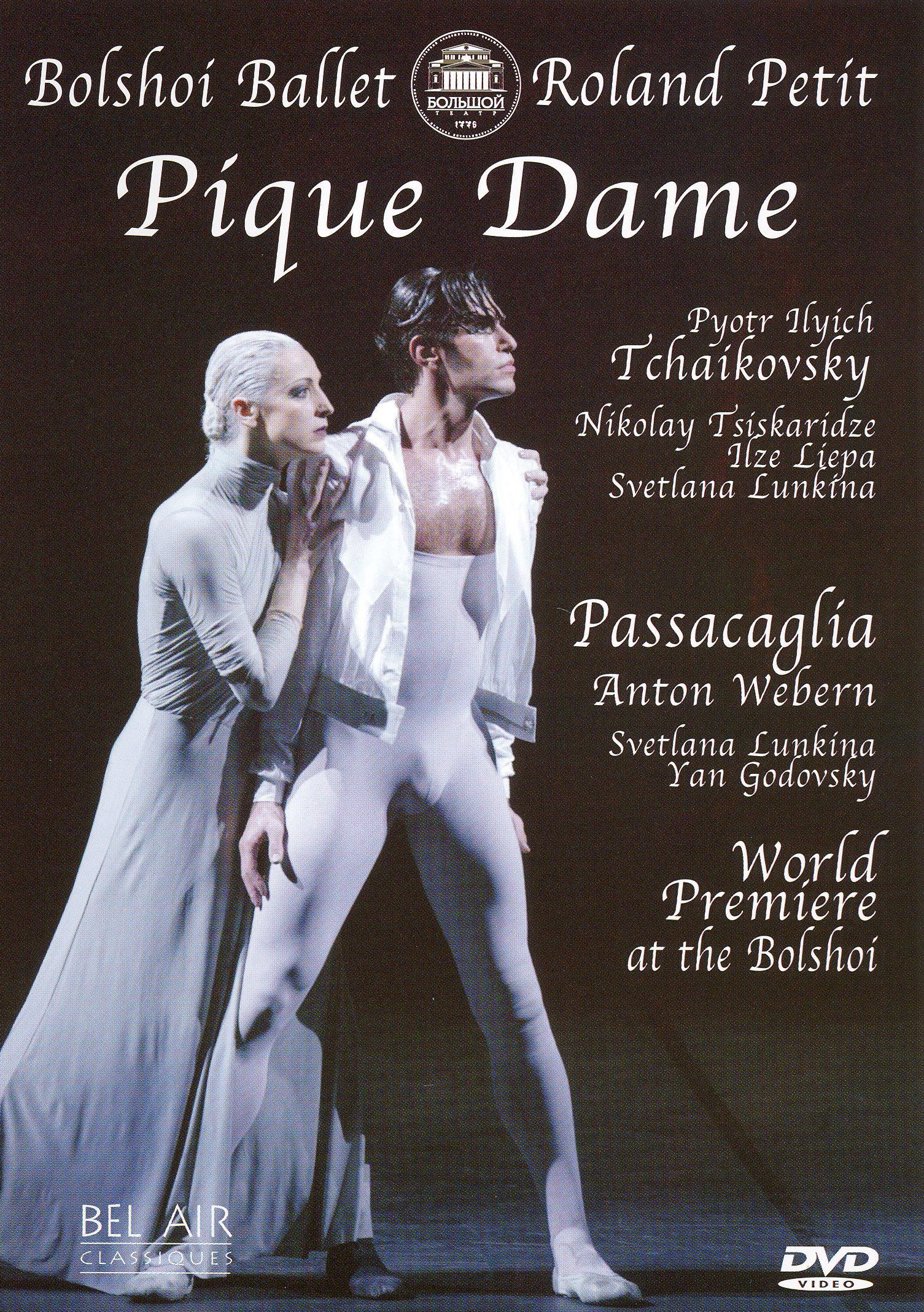 Pique Dame (Bolshoi Ballet)