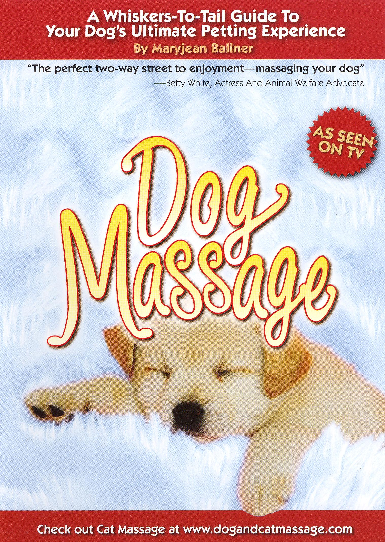 Your Dog Wants a Massage