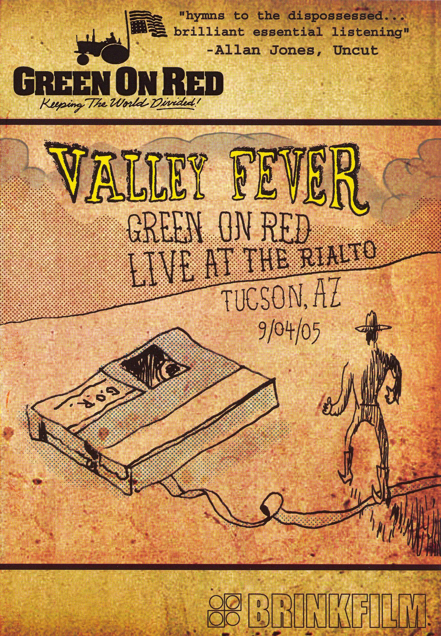 Green on Red: Valley Fever - Live at Rialto