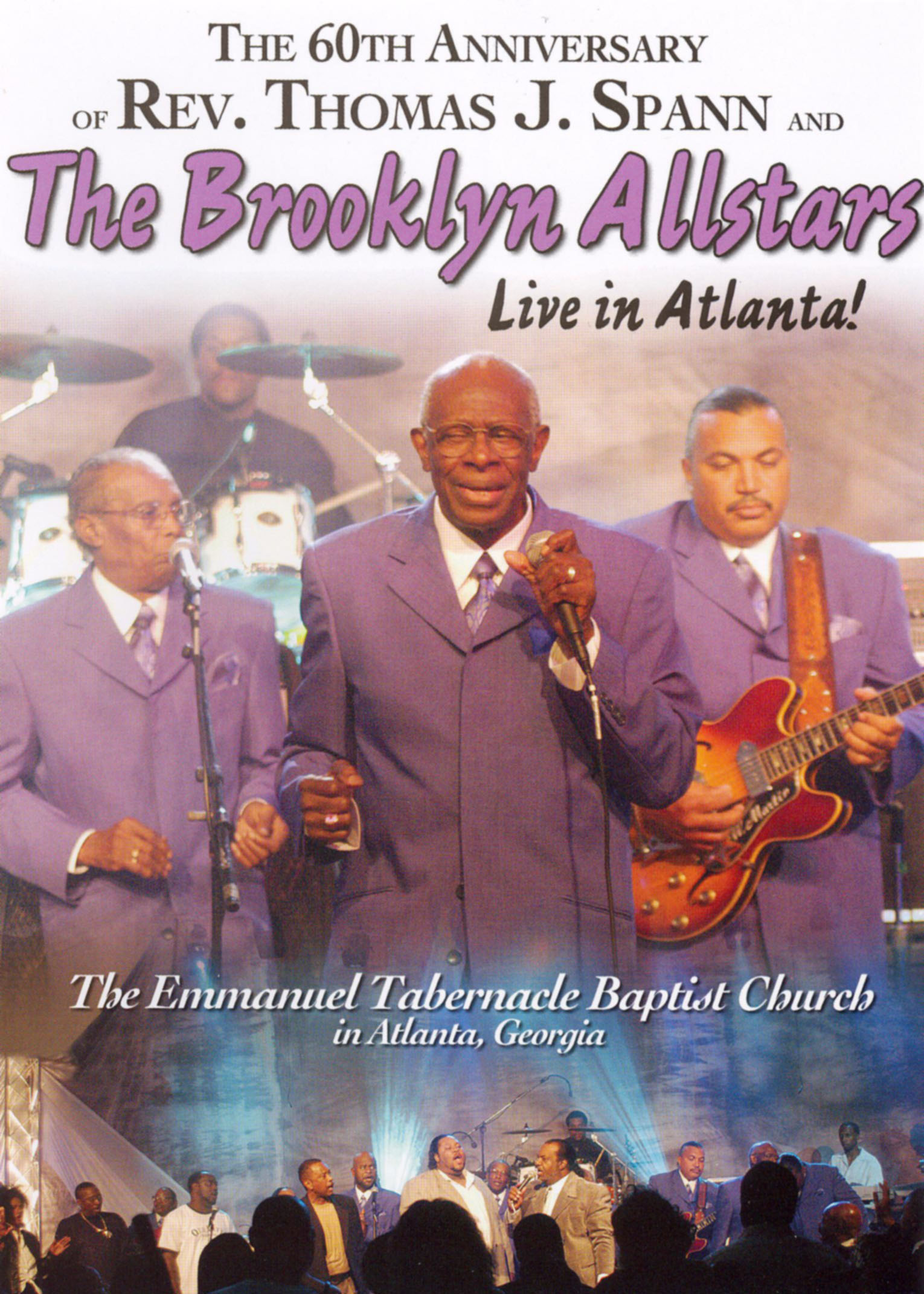 The Brooklyn Allstars: Live in Atlanta!