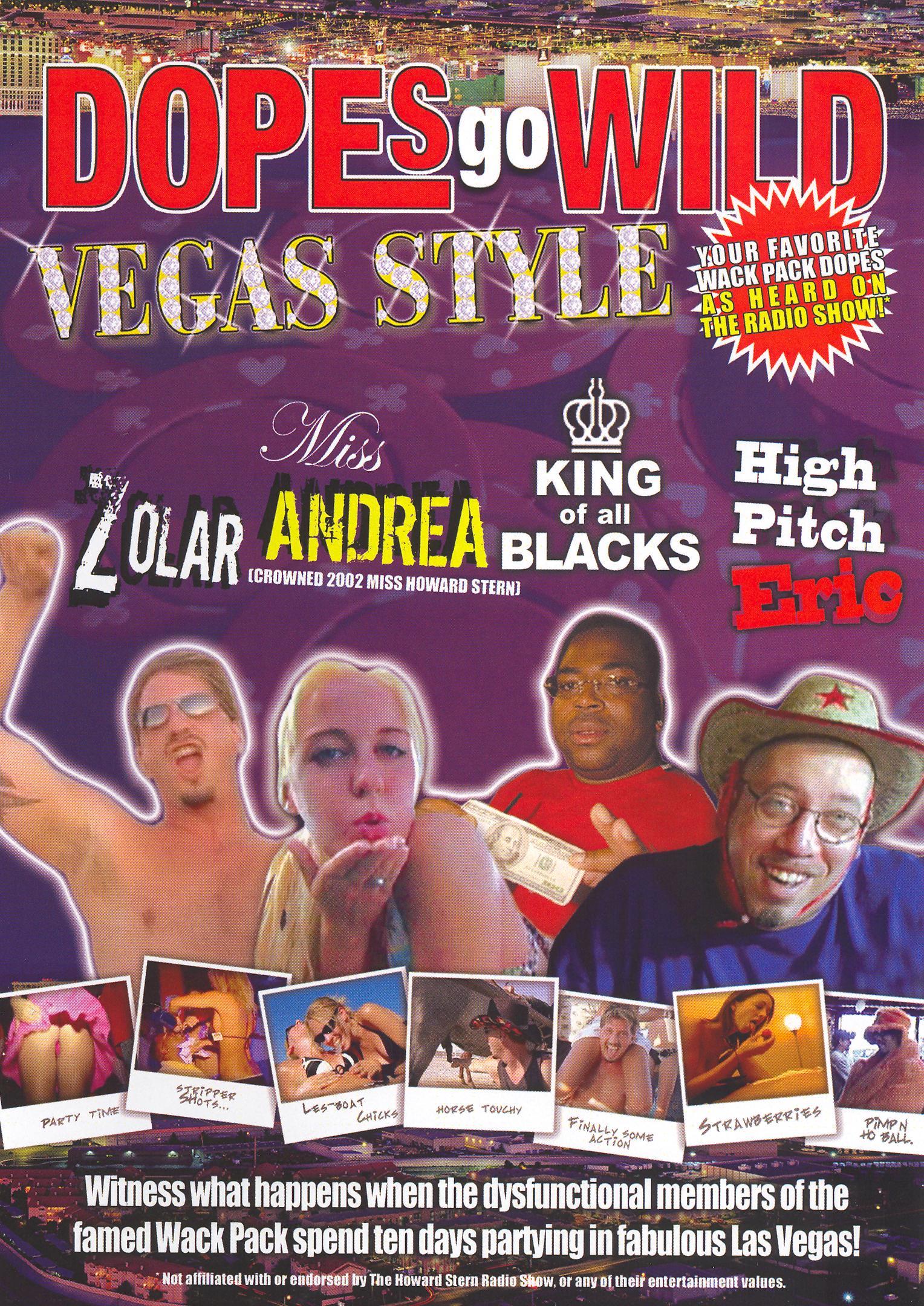 Dopes Go Wild: Vegas Style