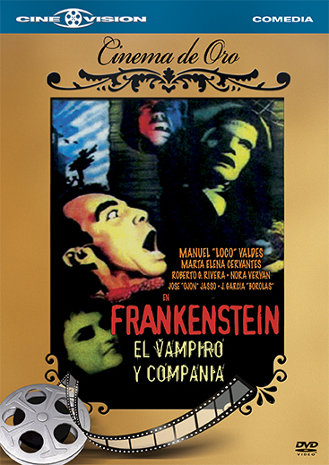 Frankenstein, the Vampire and Co. (1961)