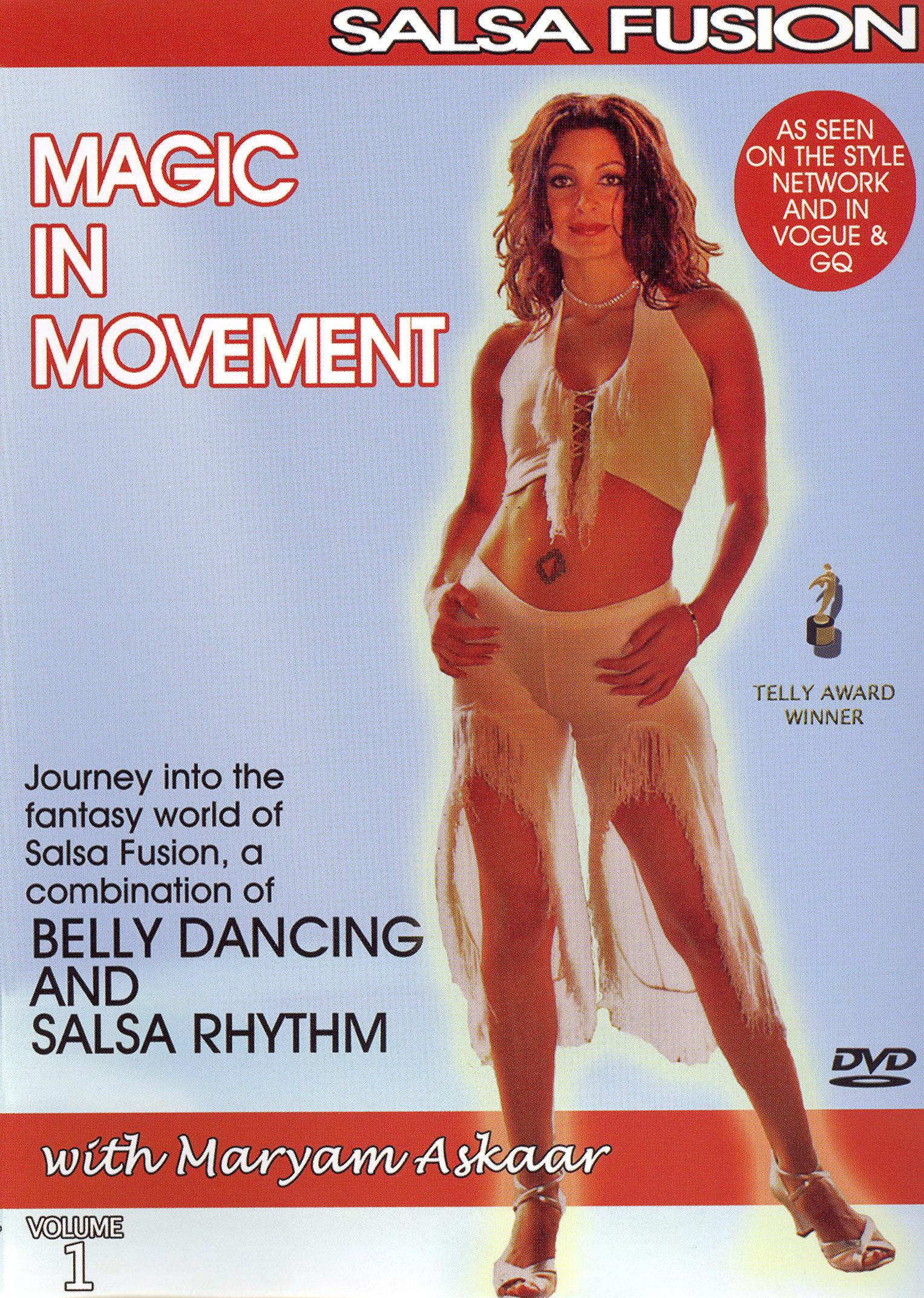 Salsa Fusion: Magic in Movement