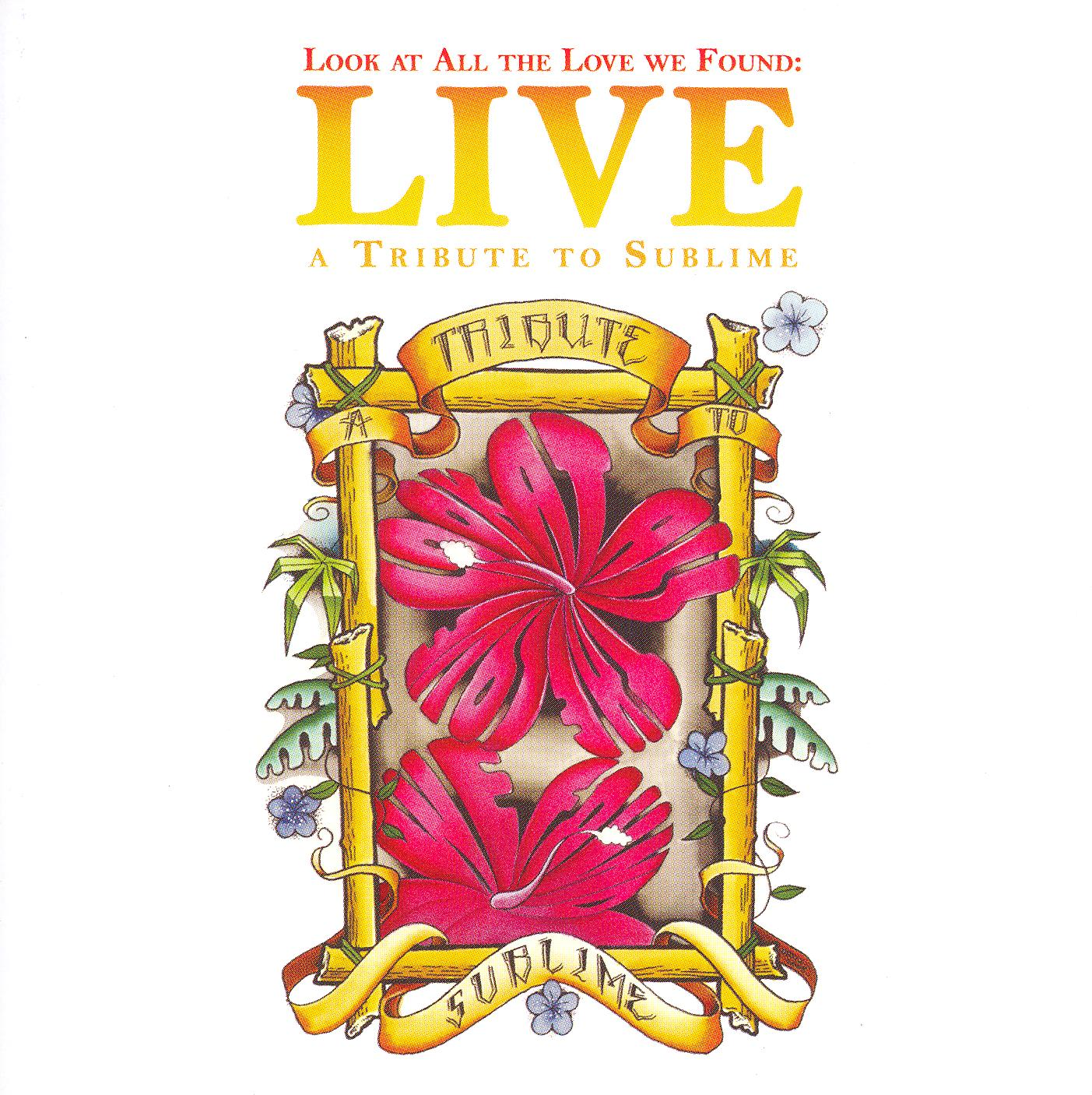 Look at All the Love We Found: Live - A Tribute to Sublime