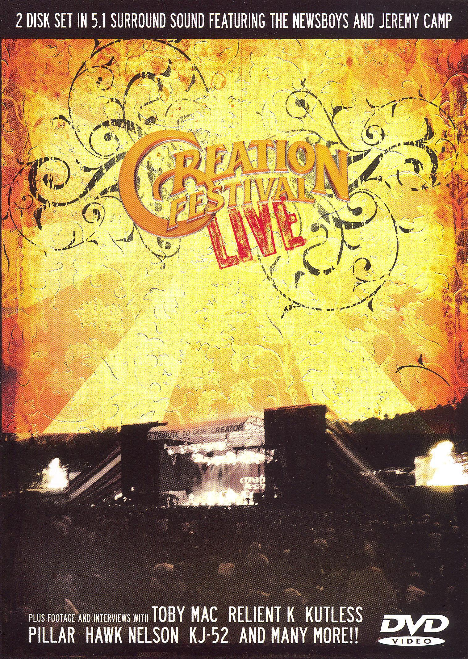 Creation Festival Live