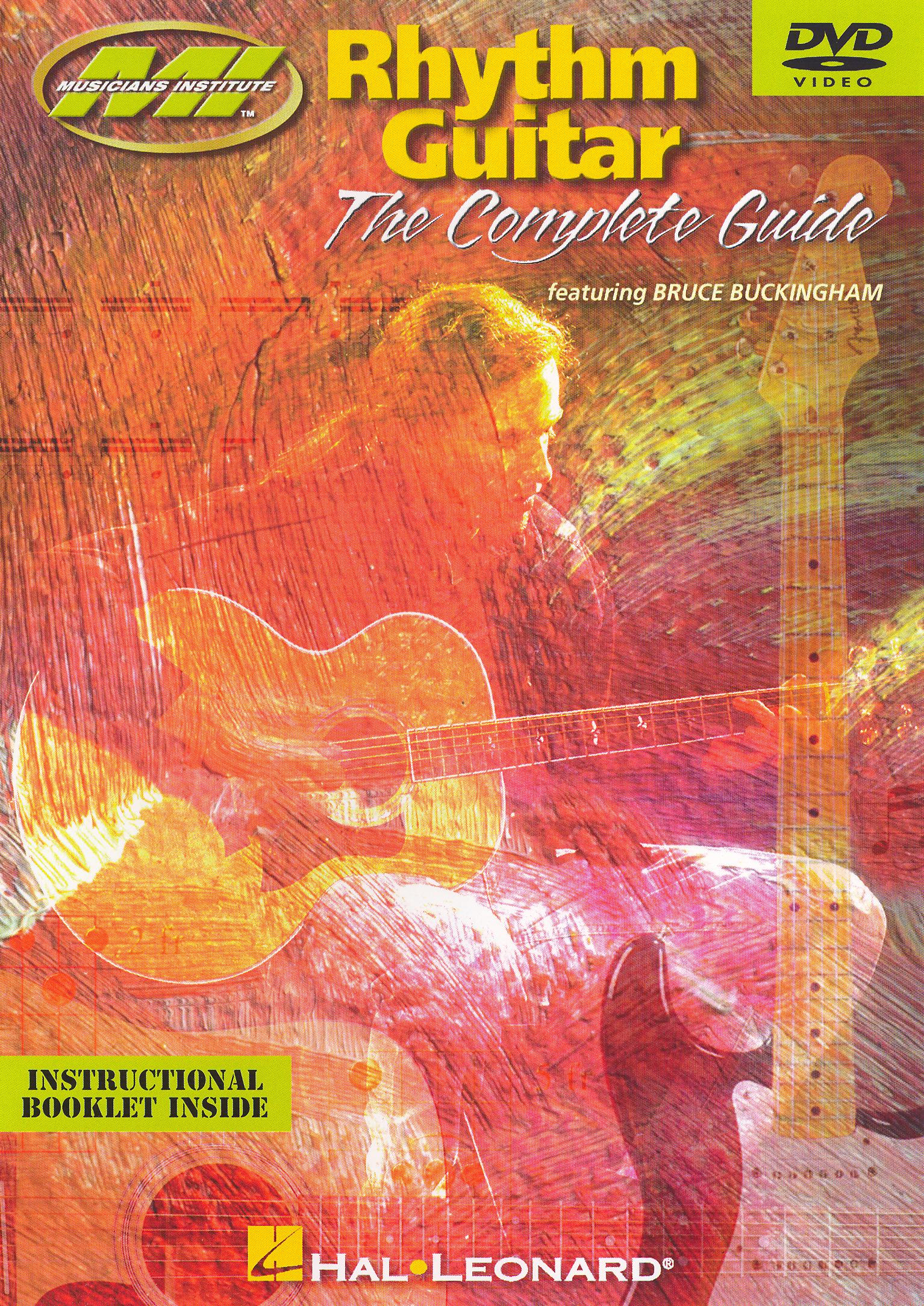 Bruce Buckingham: Rhythm Guitar