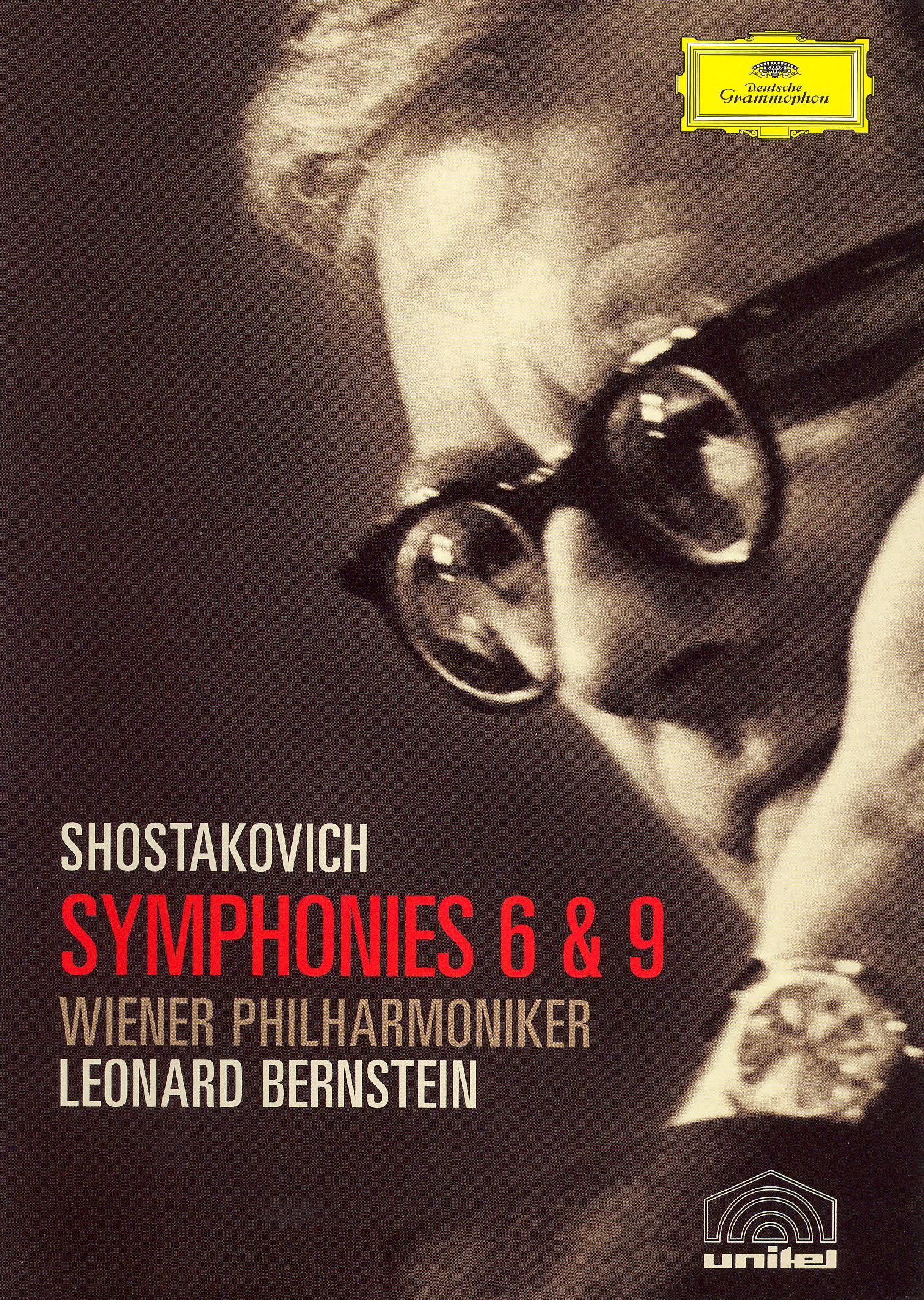 Shostakovich: Symphonies 6 & 9
