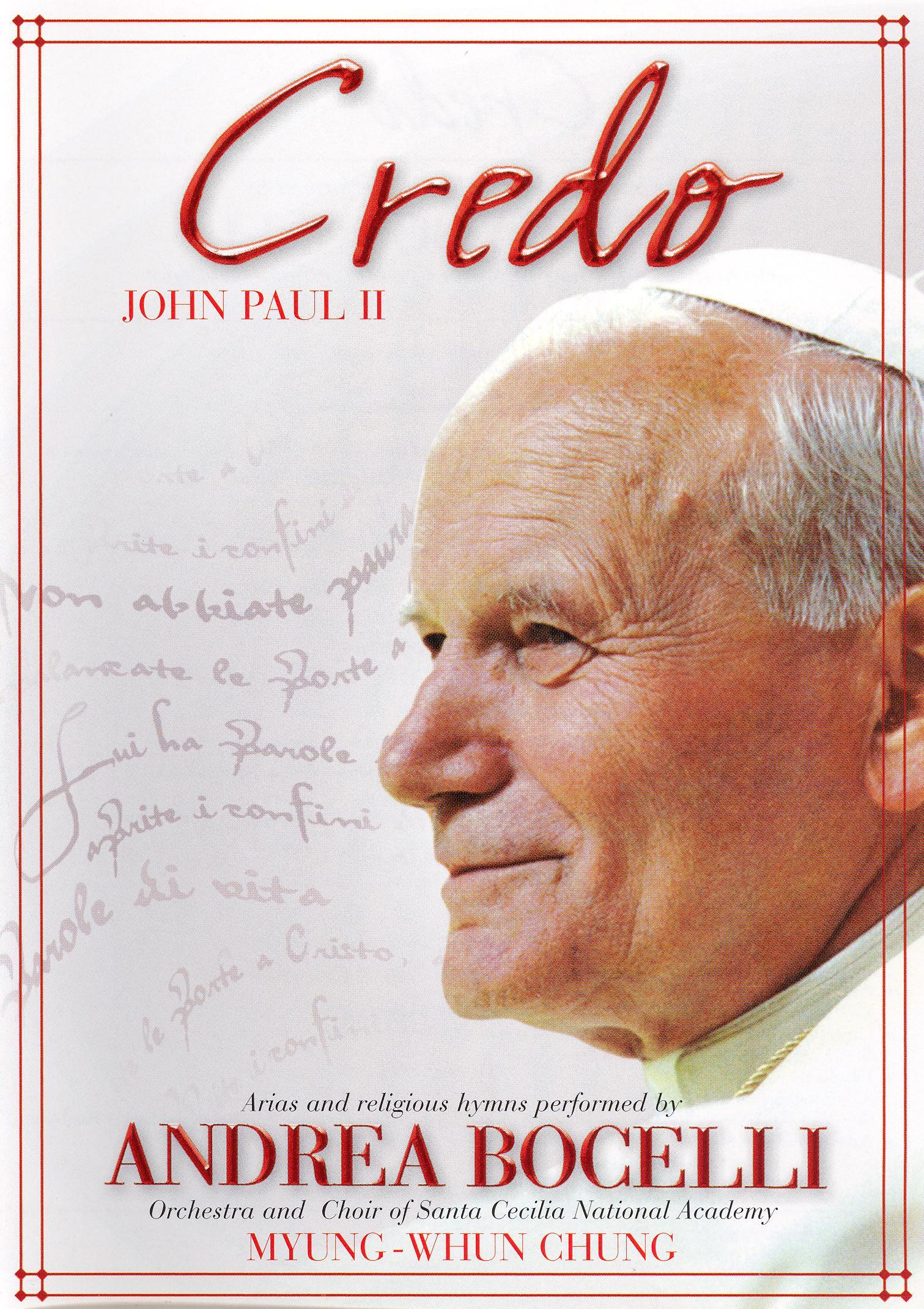 Credo John Paul II