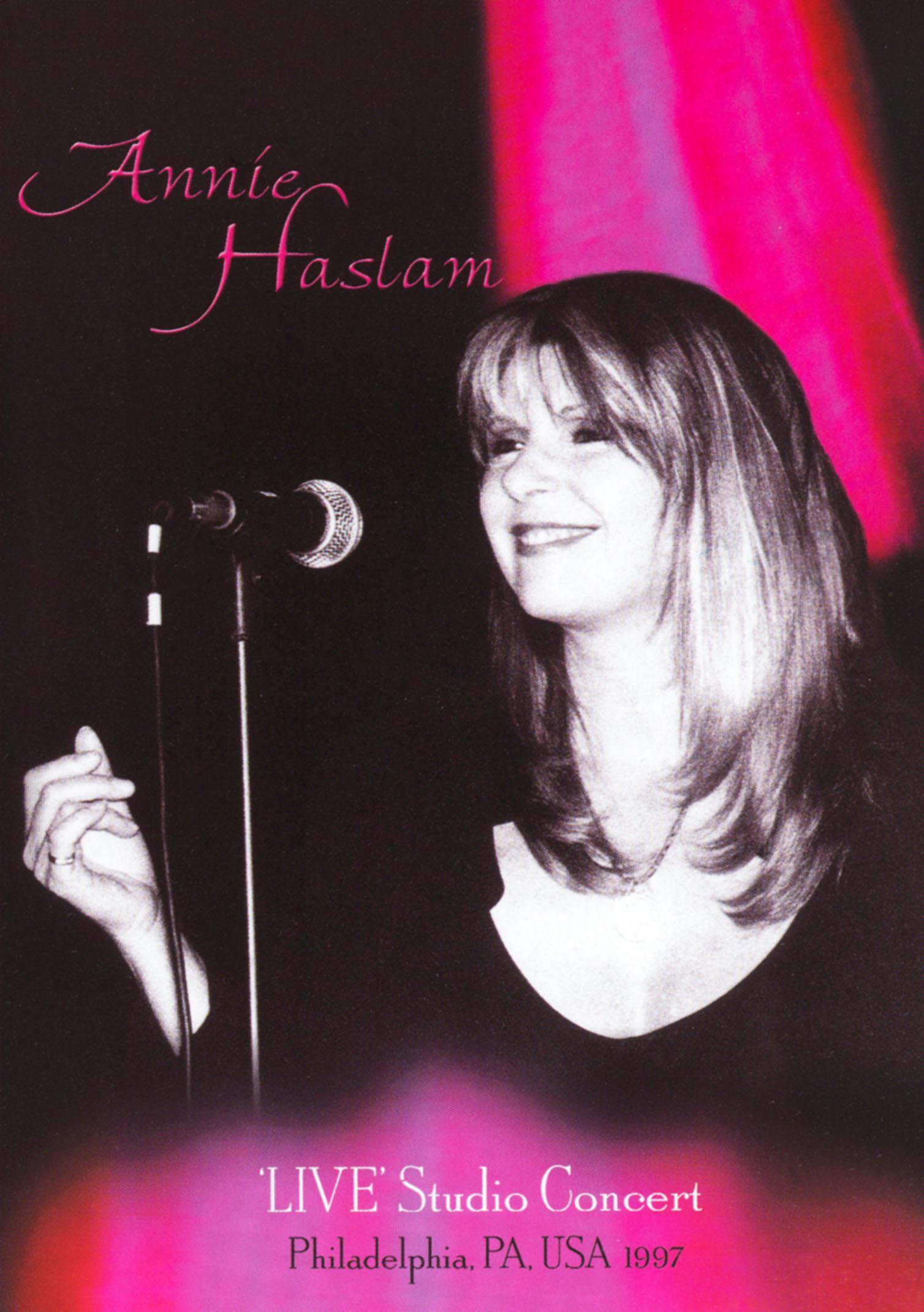 Annie Haslam: Live in Philadelphia 1997