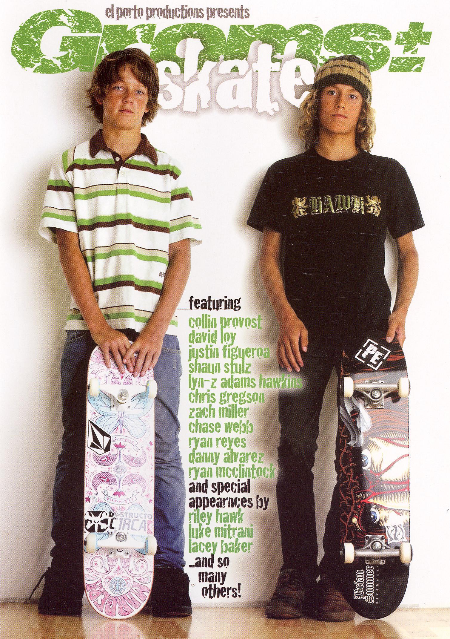 Groms: Skate
