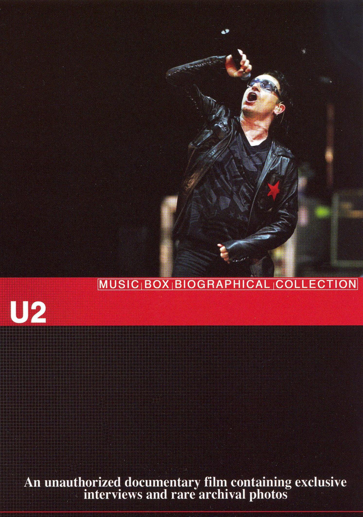 Music Box Biographical Collection: U2