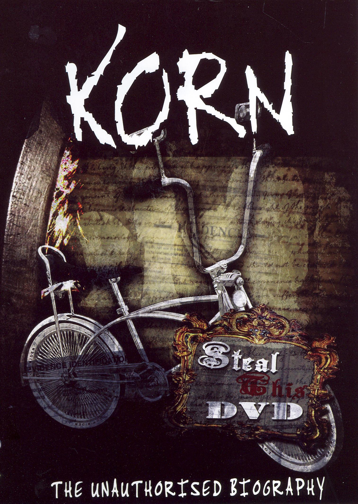 Korn: Steal This DVD