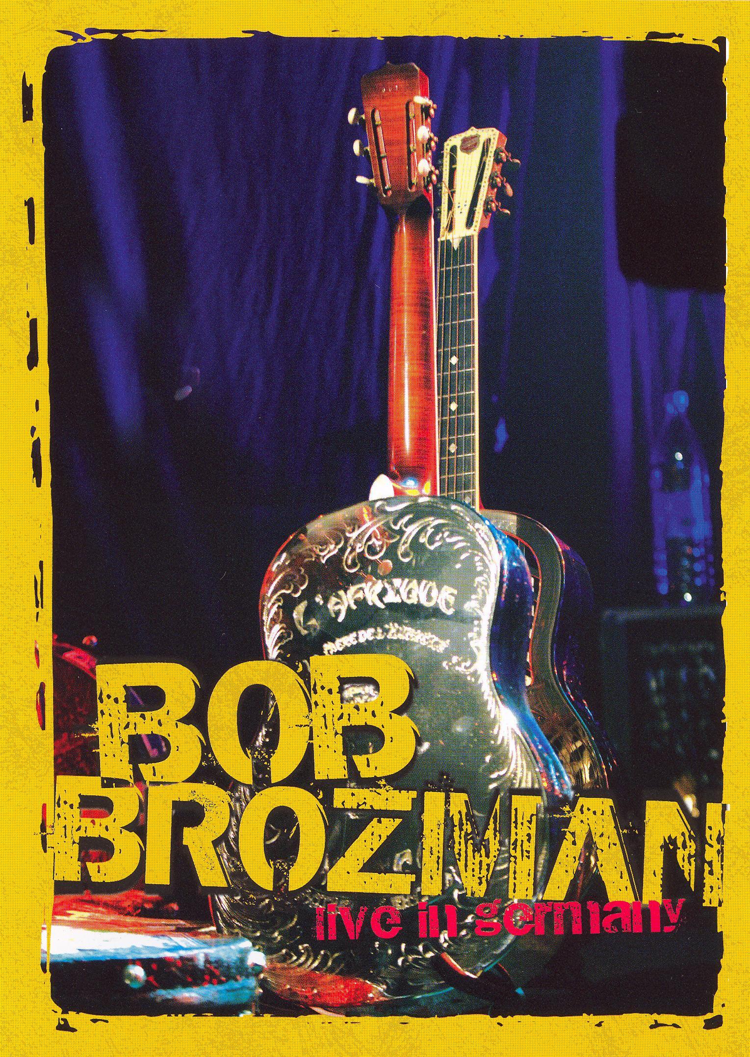 Bob Brozman: Live in Germany