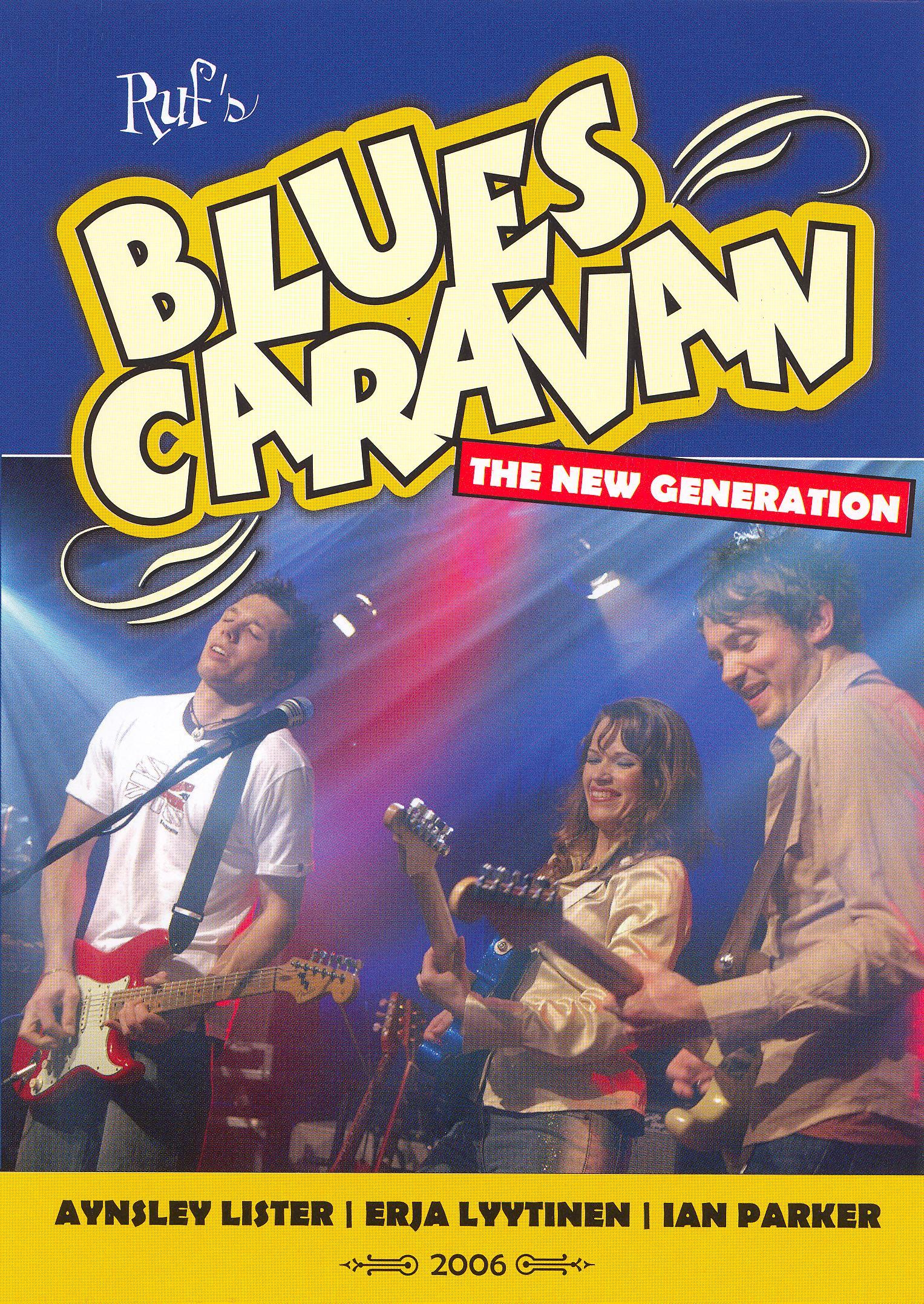 Blues Caravan: New Generation