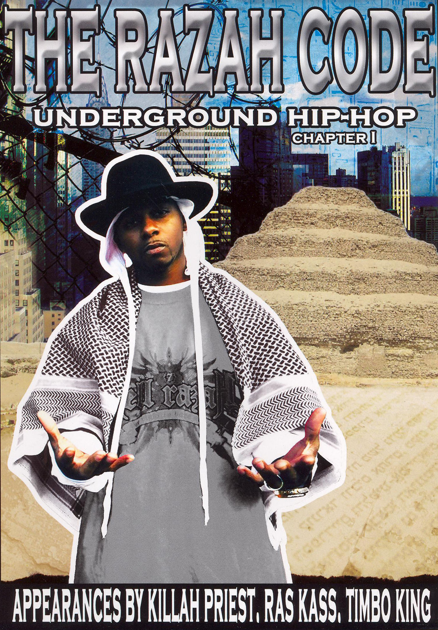 The Razah Code: Underground Hip Hop