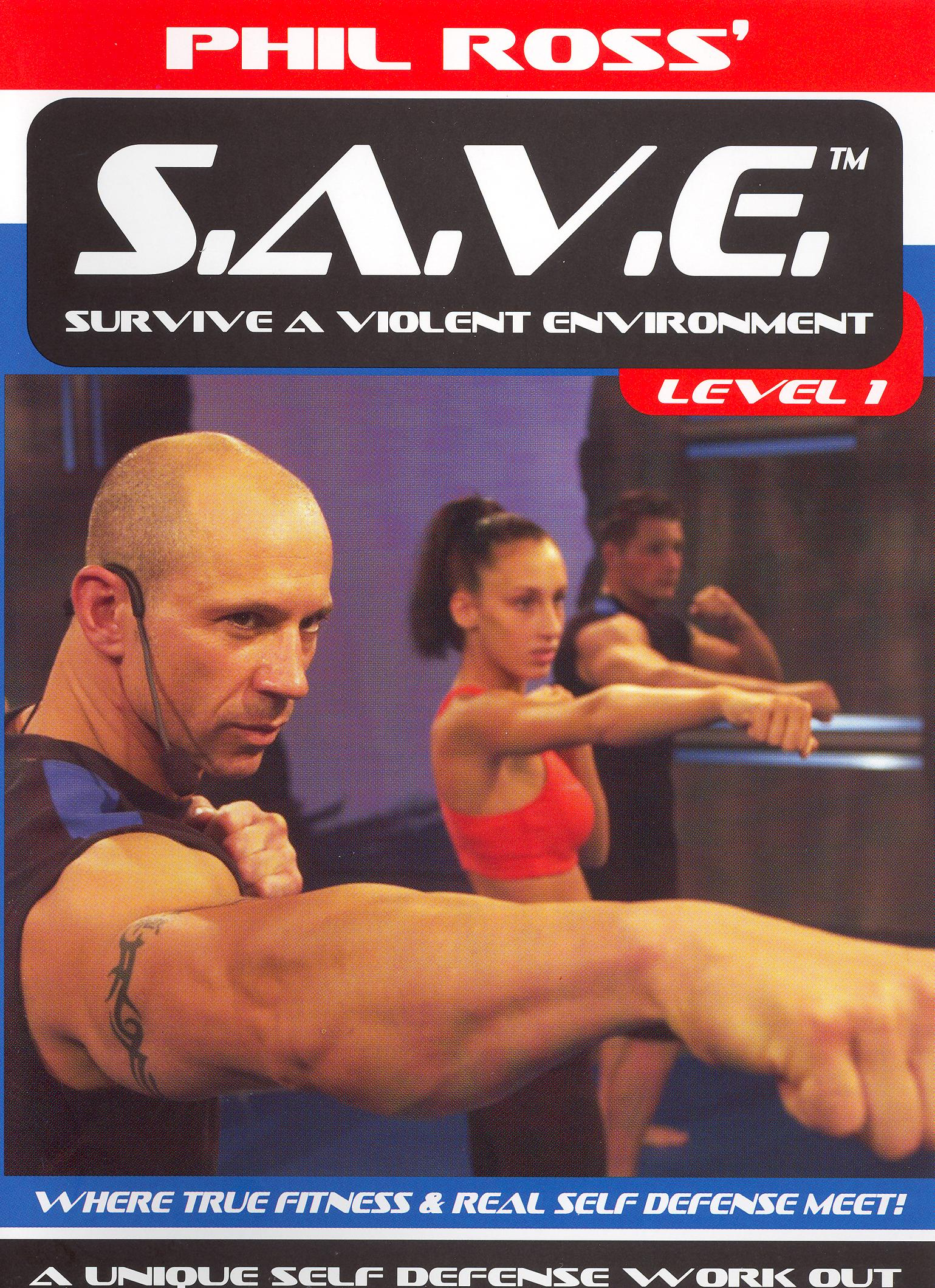 S.A.V.E.: Survive a Violent Environment, Vol. 1 - Fitness and Self Defense