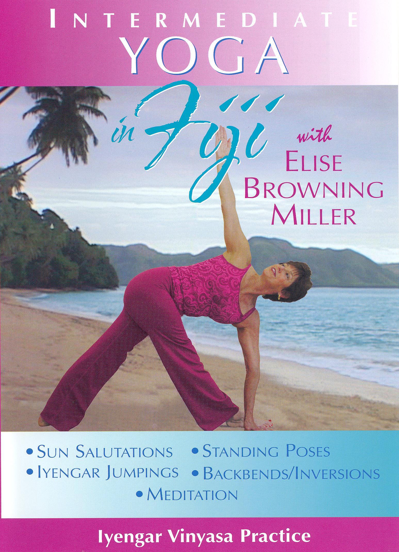 Elise Miller: Intermediate Yoga in Fiji