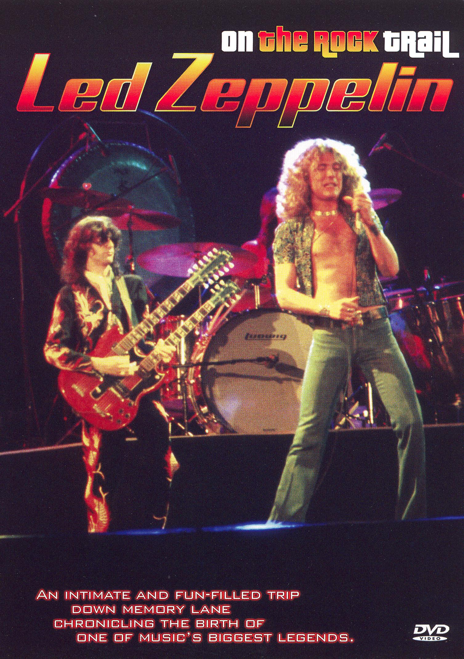 On the Rock Trail: Led Zeppelin