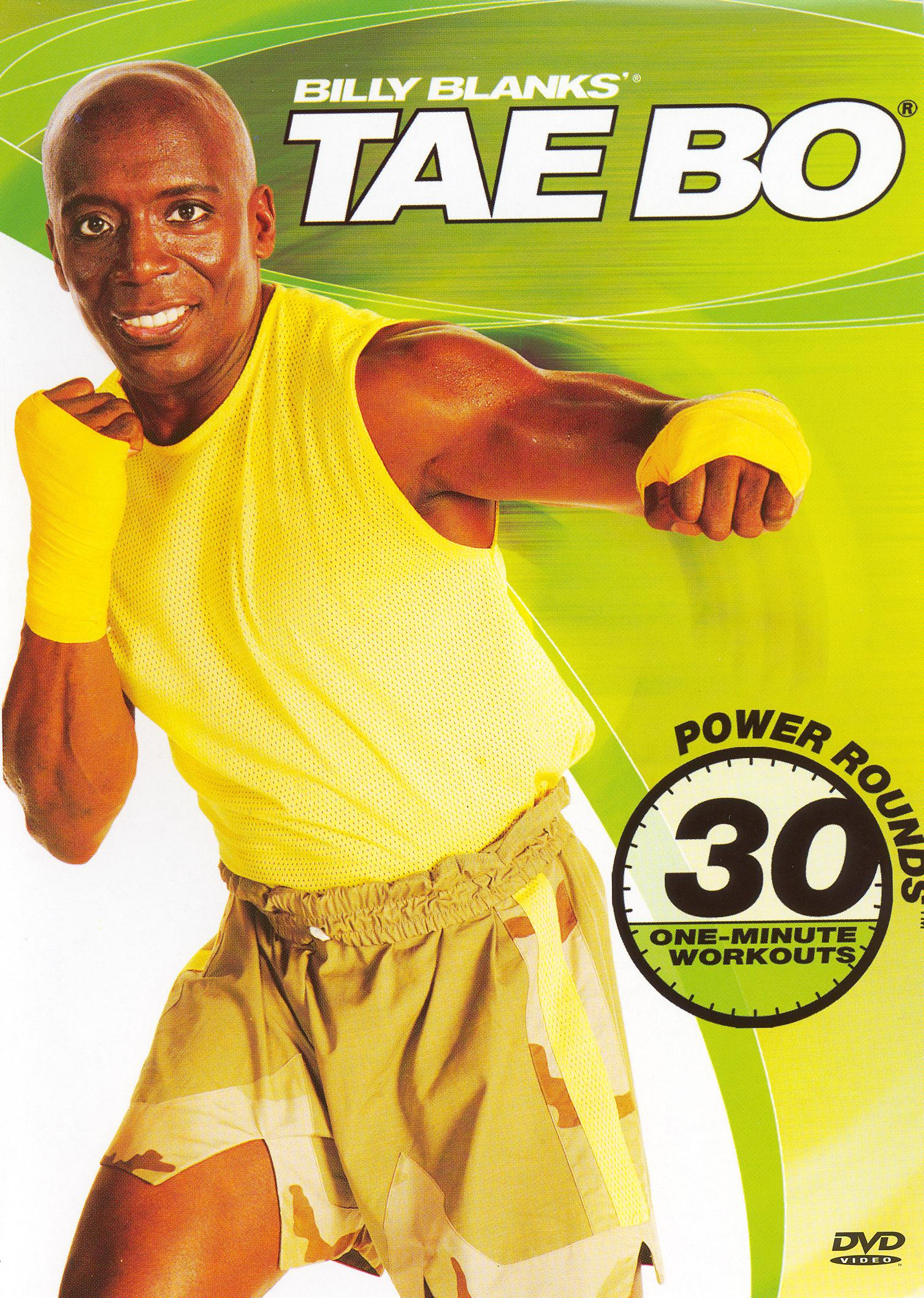 Billy Blanks: Tae Bo - 30 Minute Power Rounds
