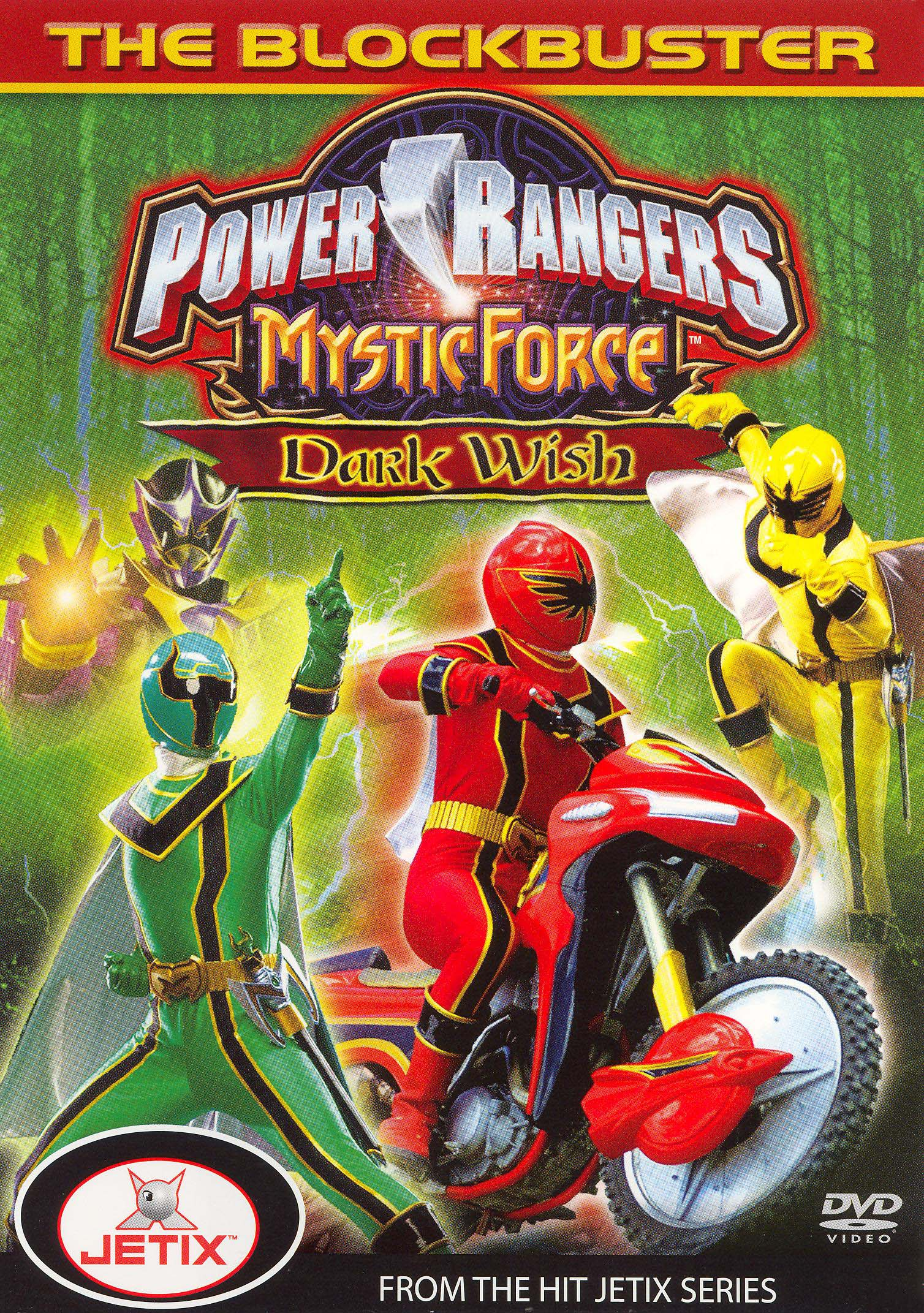 Power Rangers Mystic Force: Dark Wish - The Blockbuster