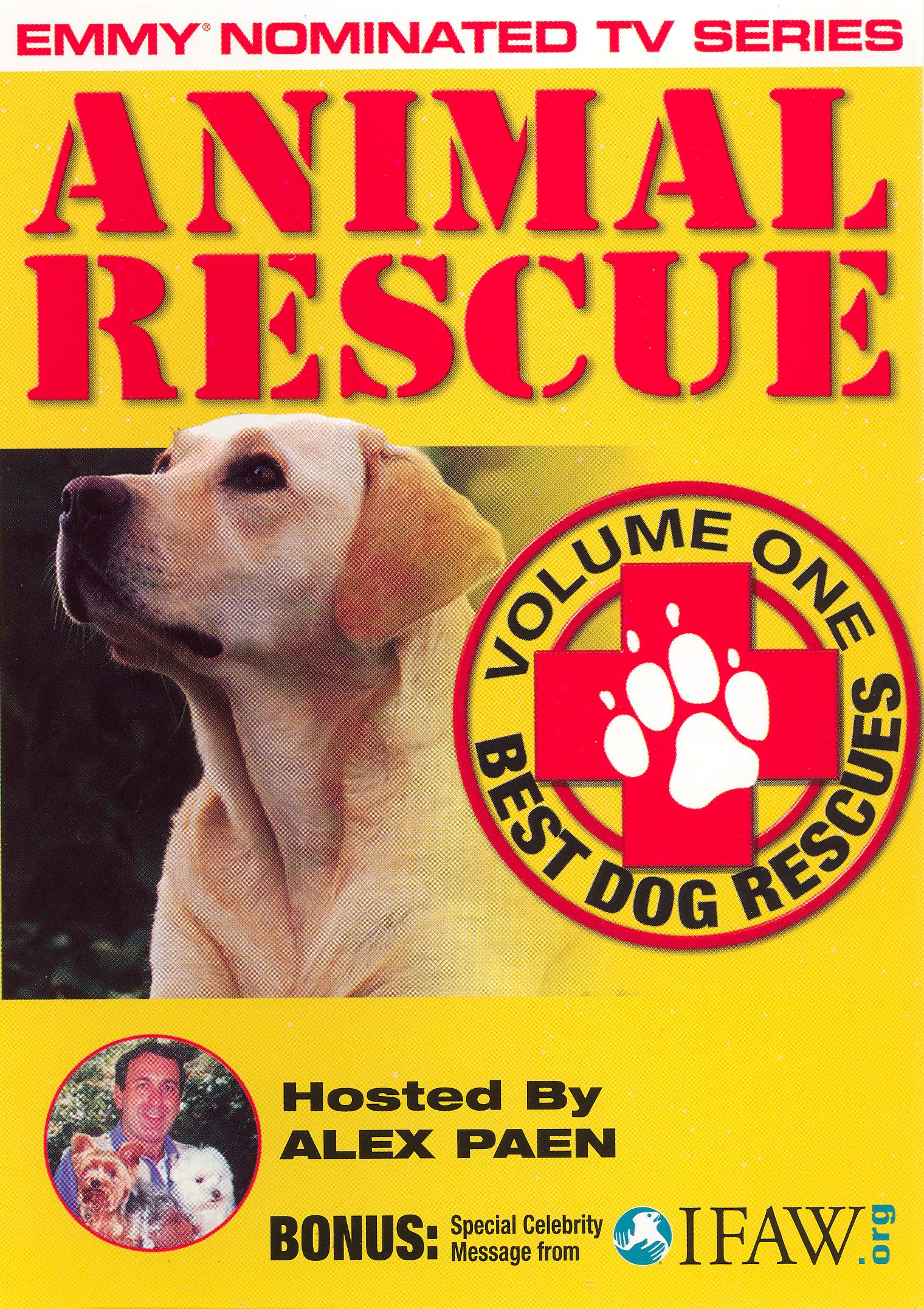 Animal Rescue, Vol. 1: Best Dog Rescues