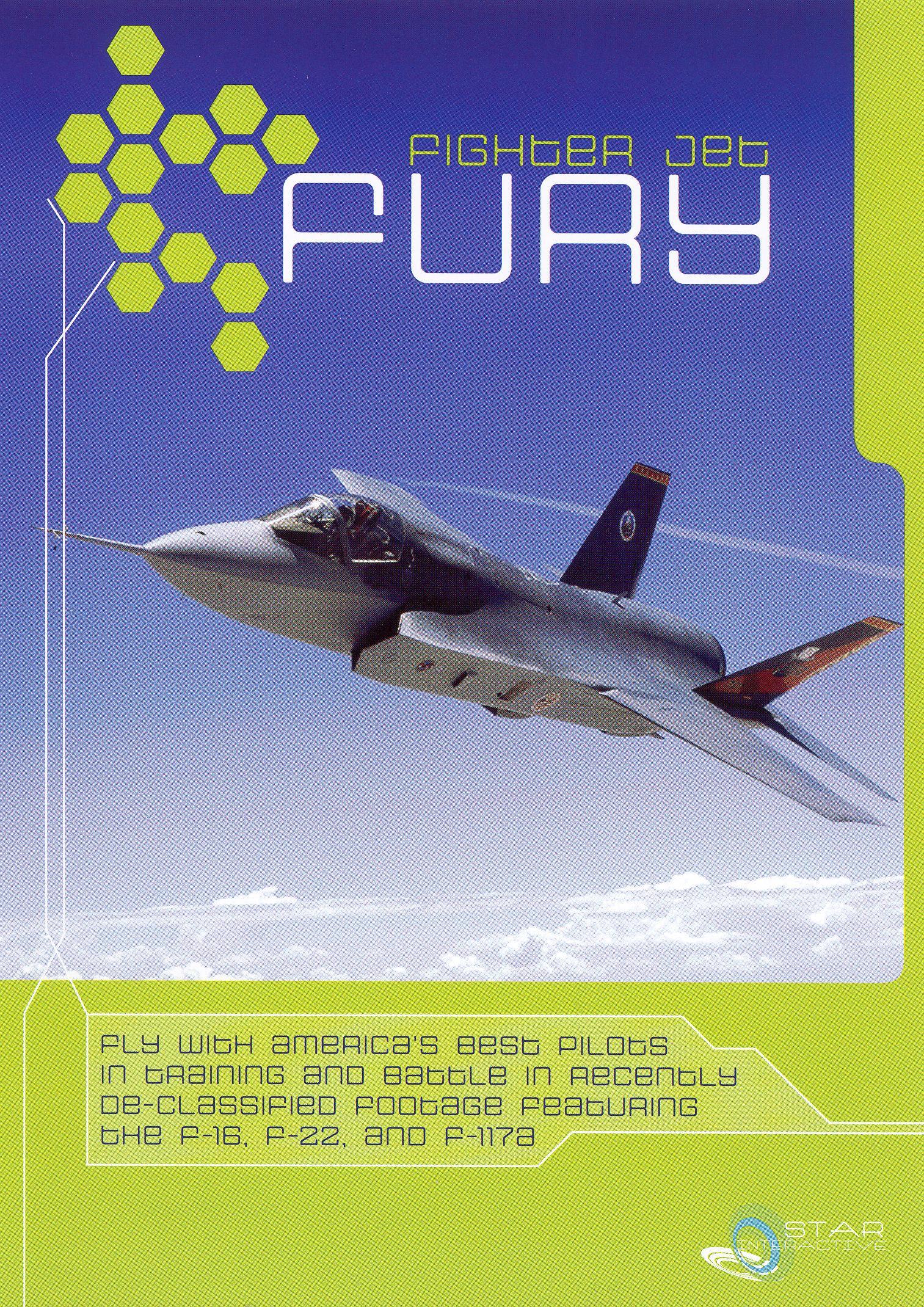 Jets: Altitude & Attitude, Vol. 3 - Fury
