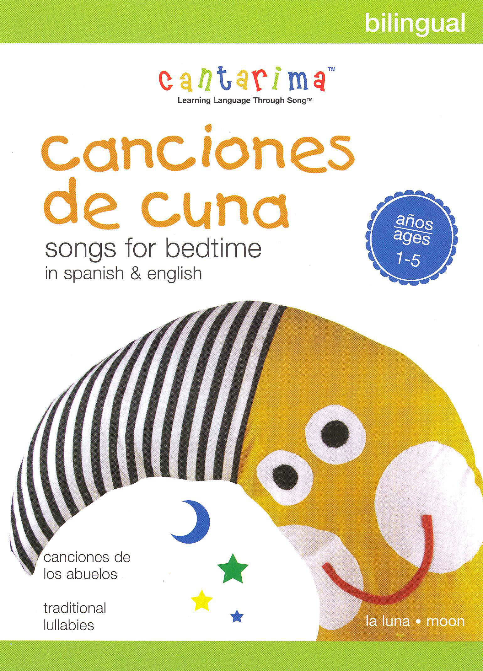 Cantarima: Canciones de Cuna