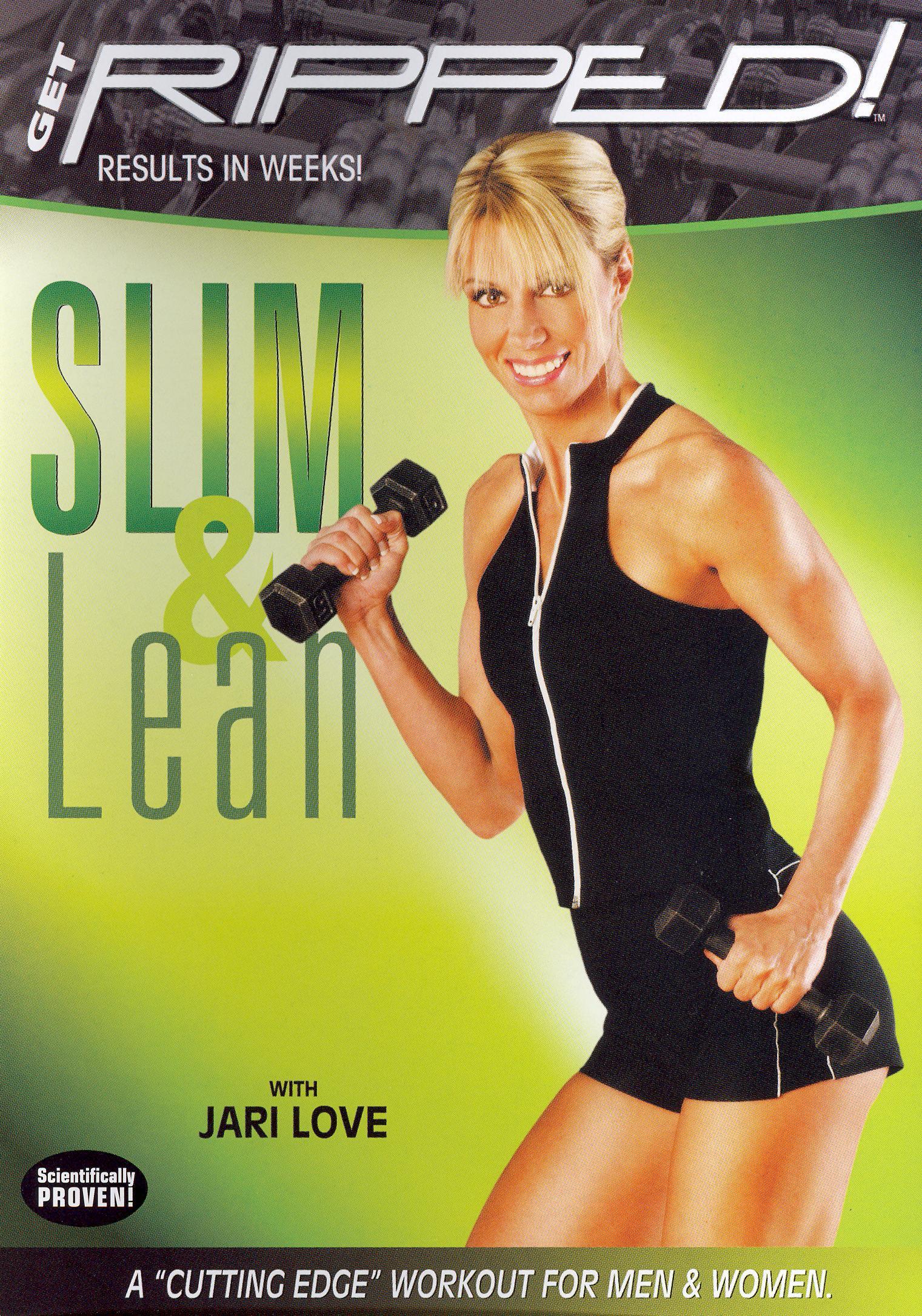 Get Ripped! Slim & Lean
