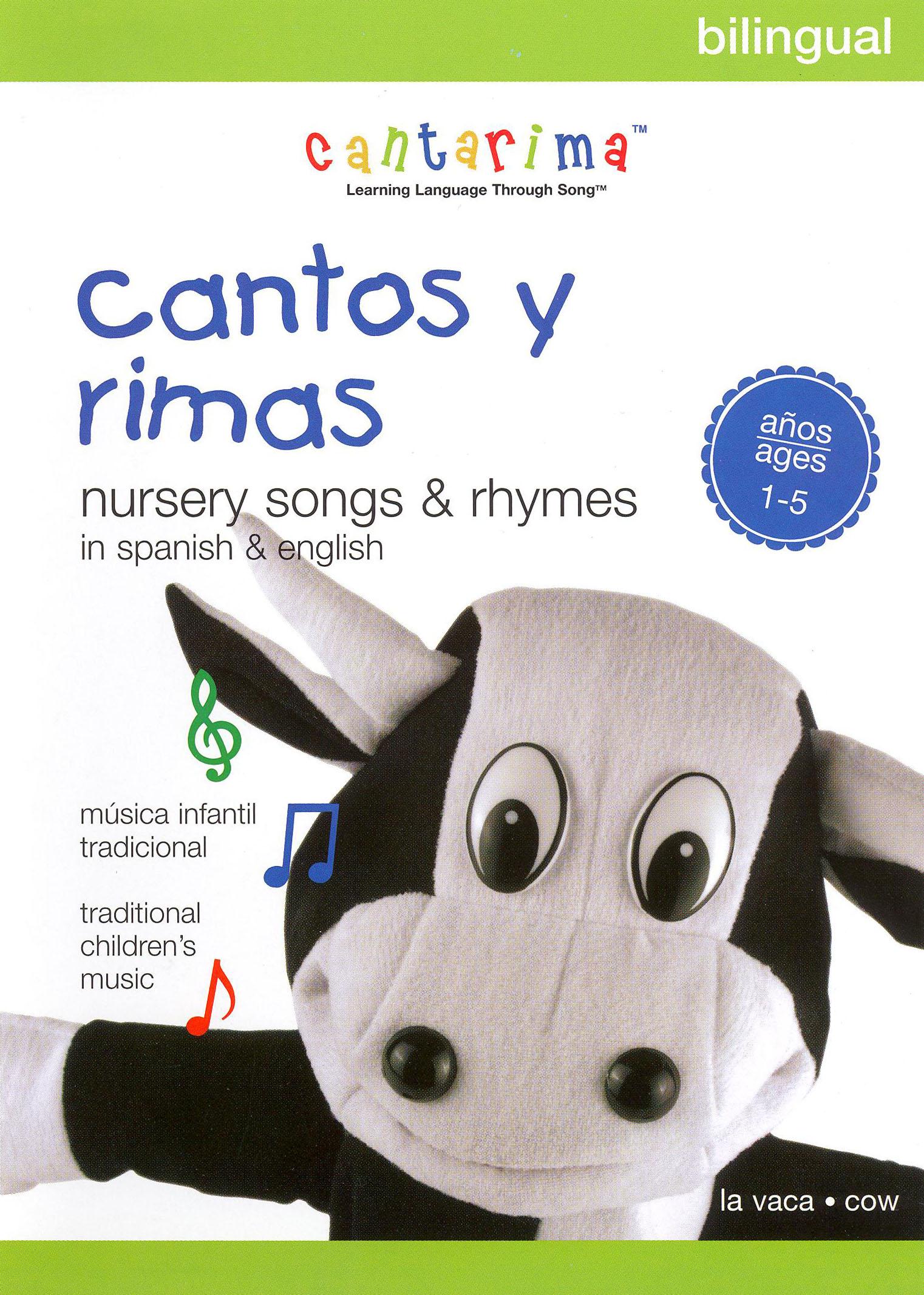 Cantarima: Cantos y Rimas