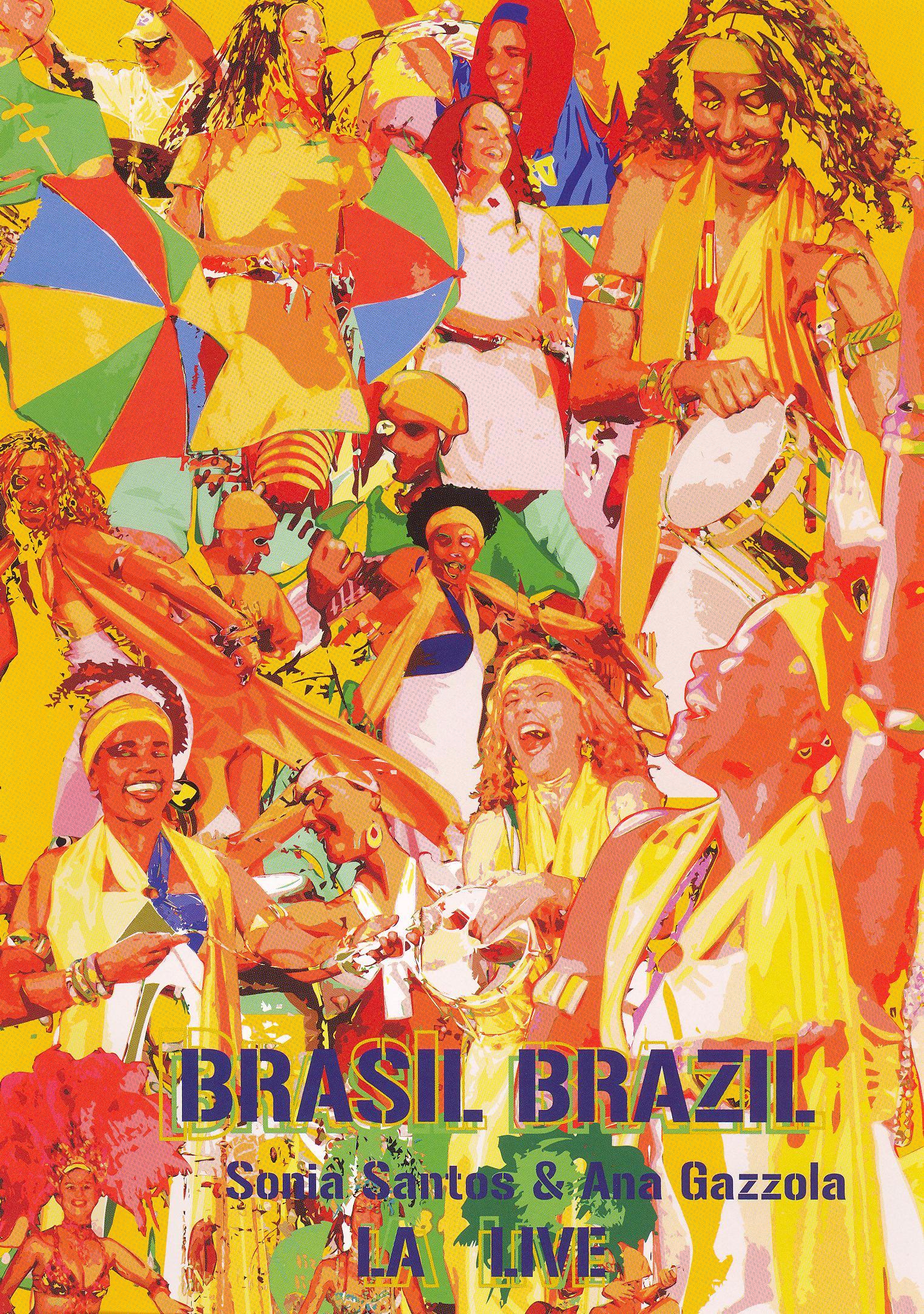 Brasil Brazil: Ana Gazzola and Sonia Santos - L.A. Live