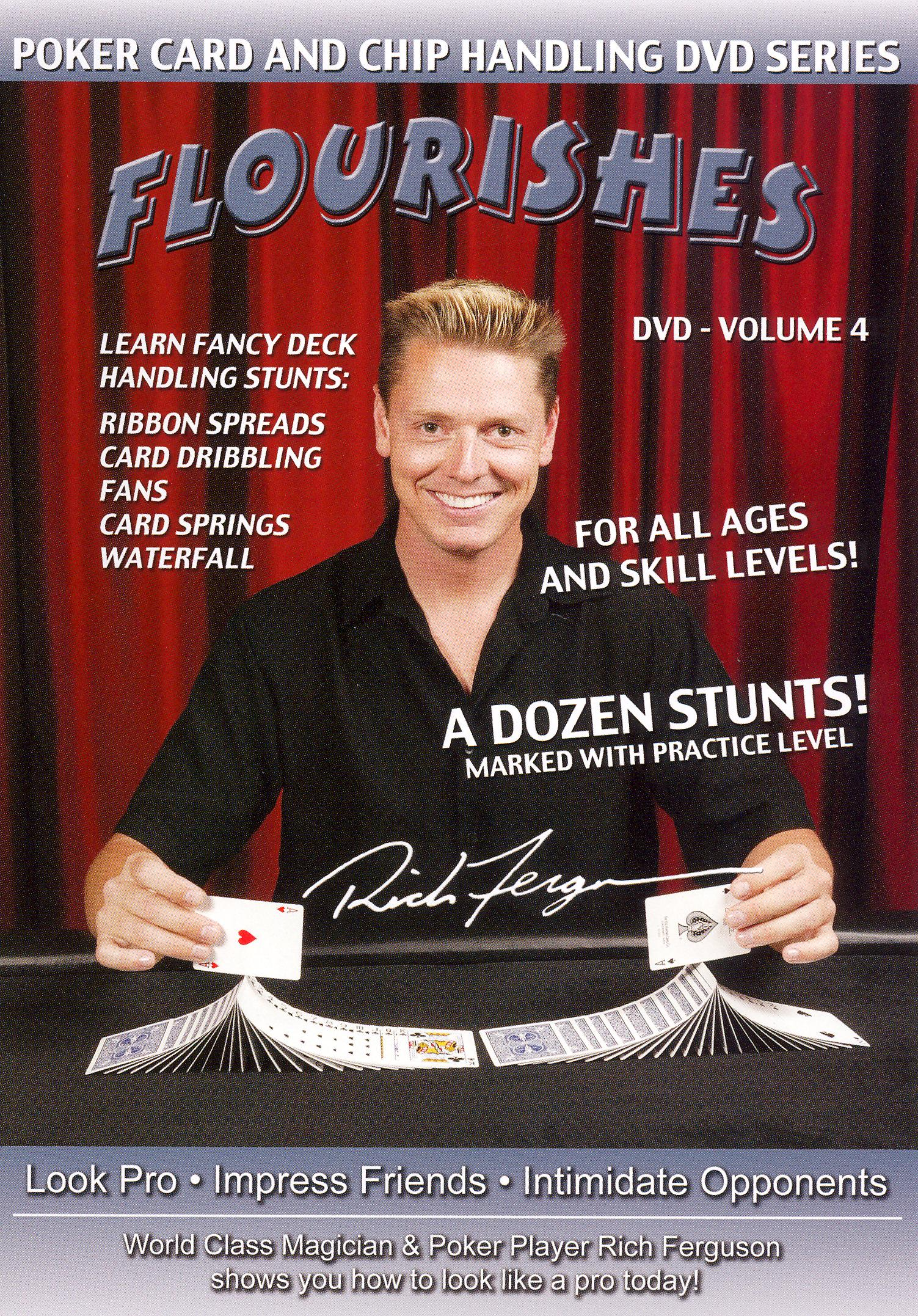The Official Poker: Flourishes