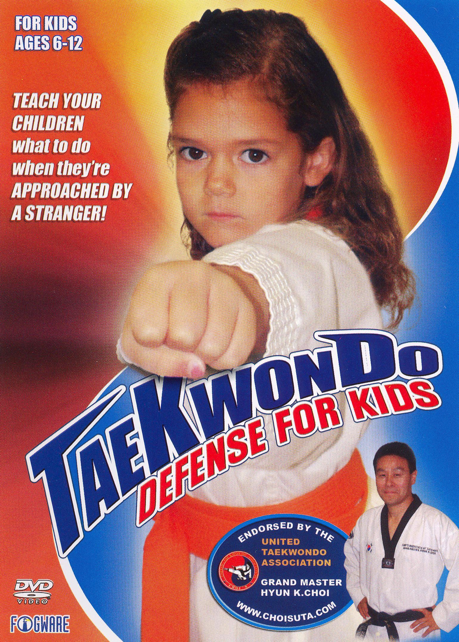 Taekwondo Defense for Kids