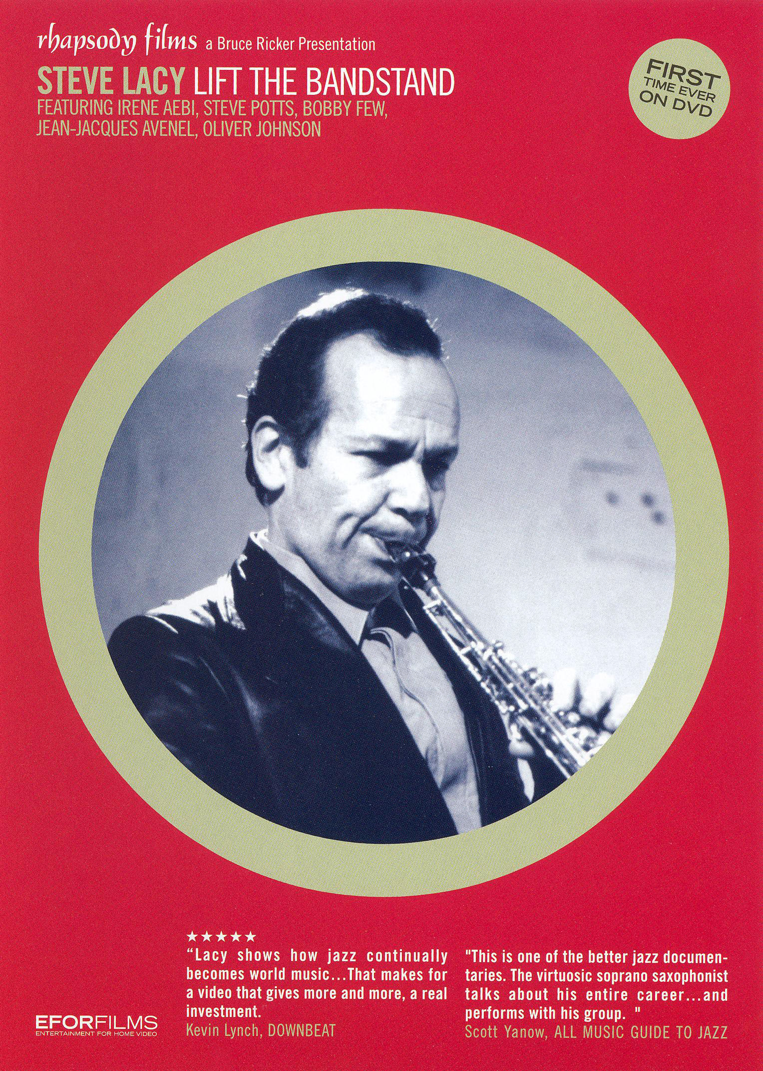Steve Lacy: Lift the Bandstand