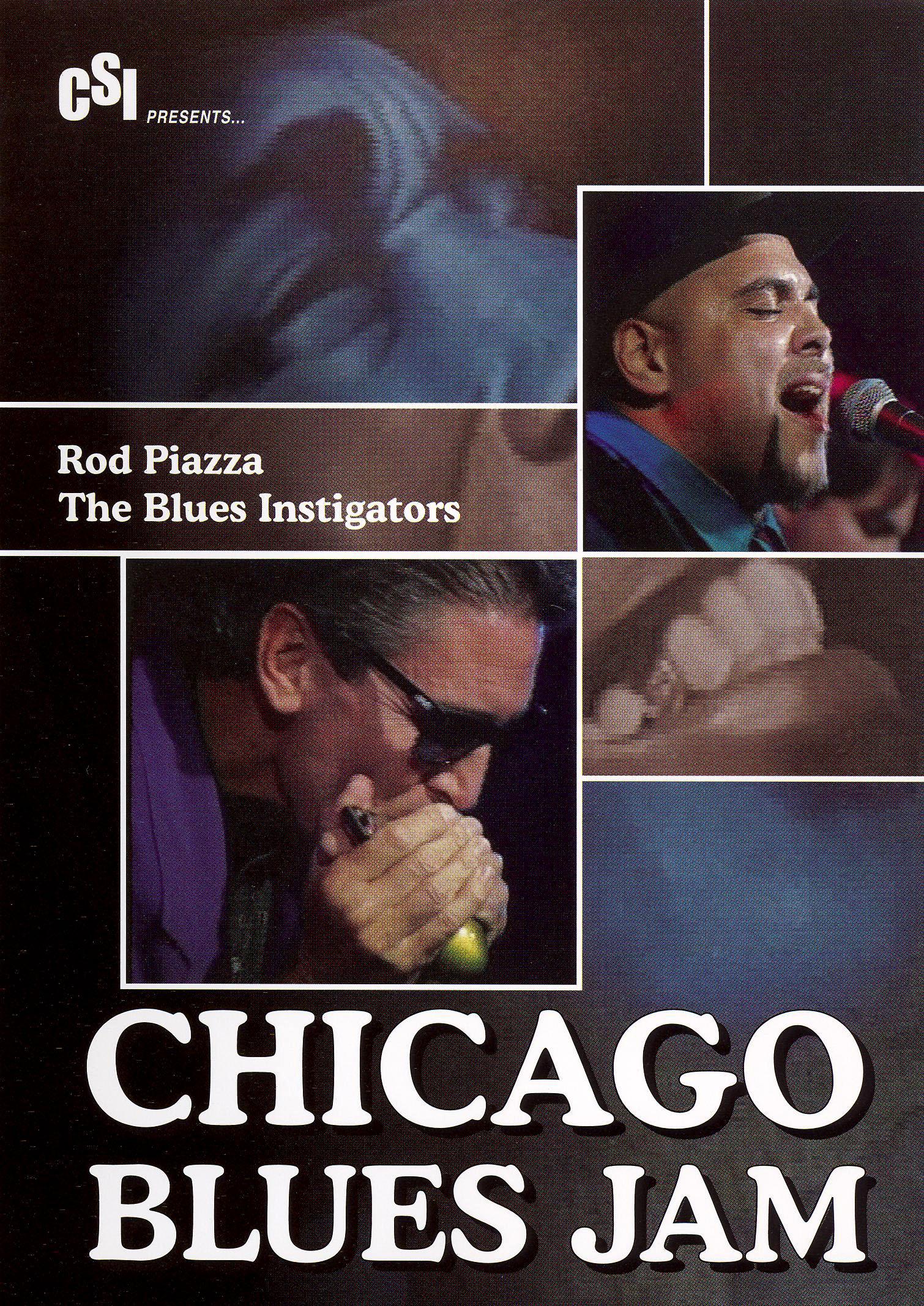 Chicago Blues Jam: Rod Piazza/The Blues Instigator