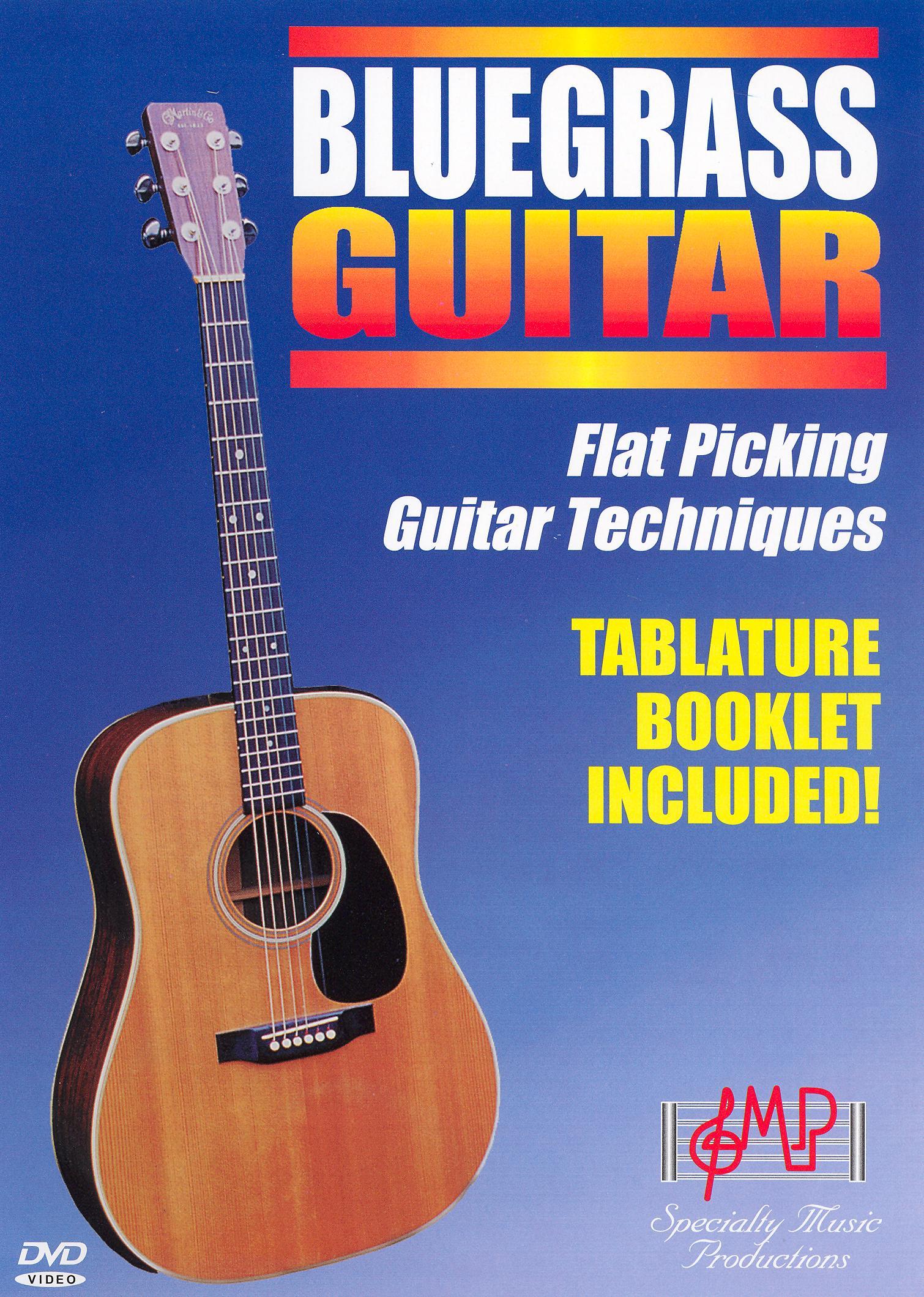SMP Series: Bluegrass Guitar - Flat Picking