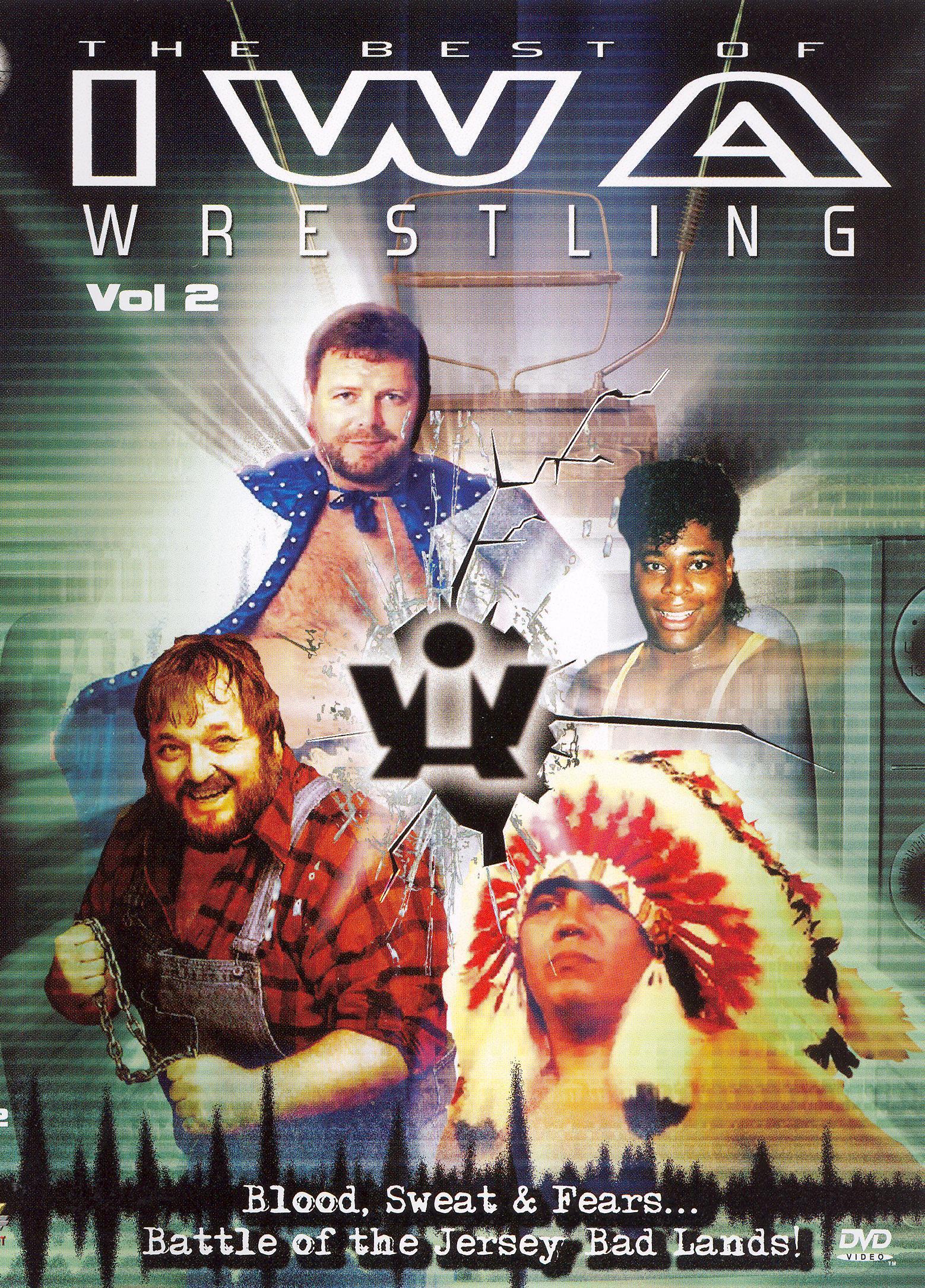 IWA: Championship Wrestling, Vol. 2