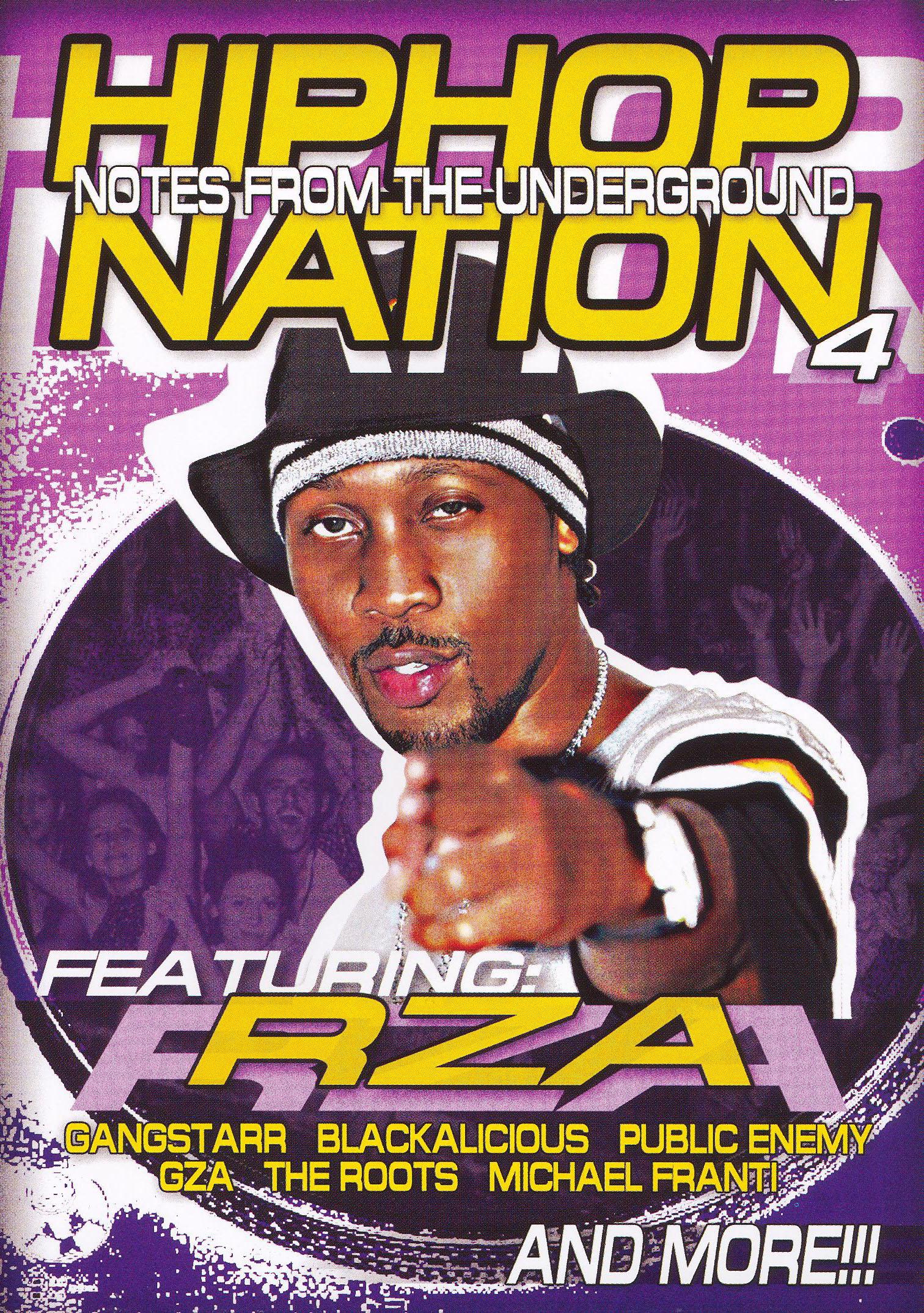 Hip Hop Nation, Vol. 4