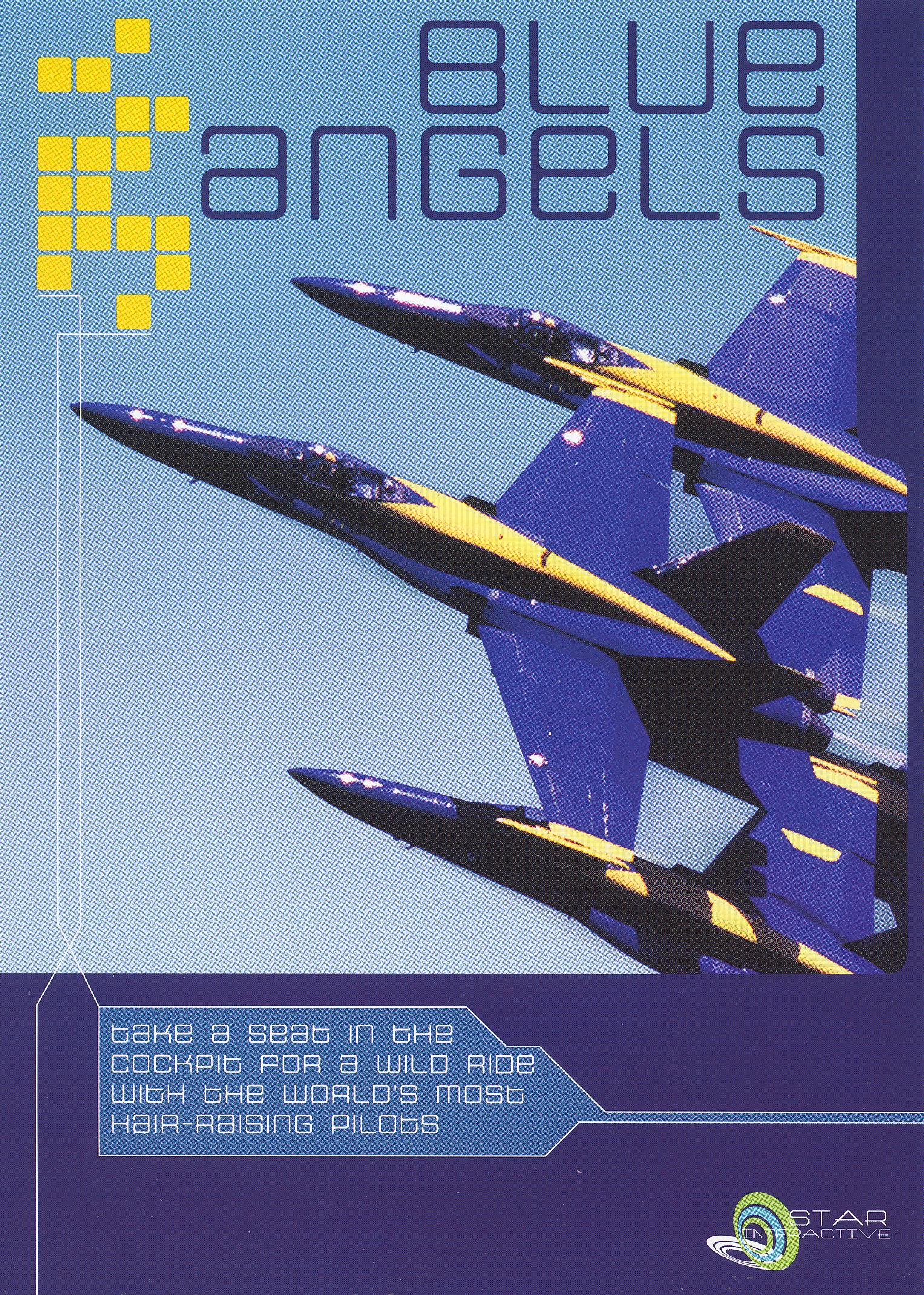 Jets: Altitude & Attitude, Vol. 4 - Blue Angels