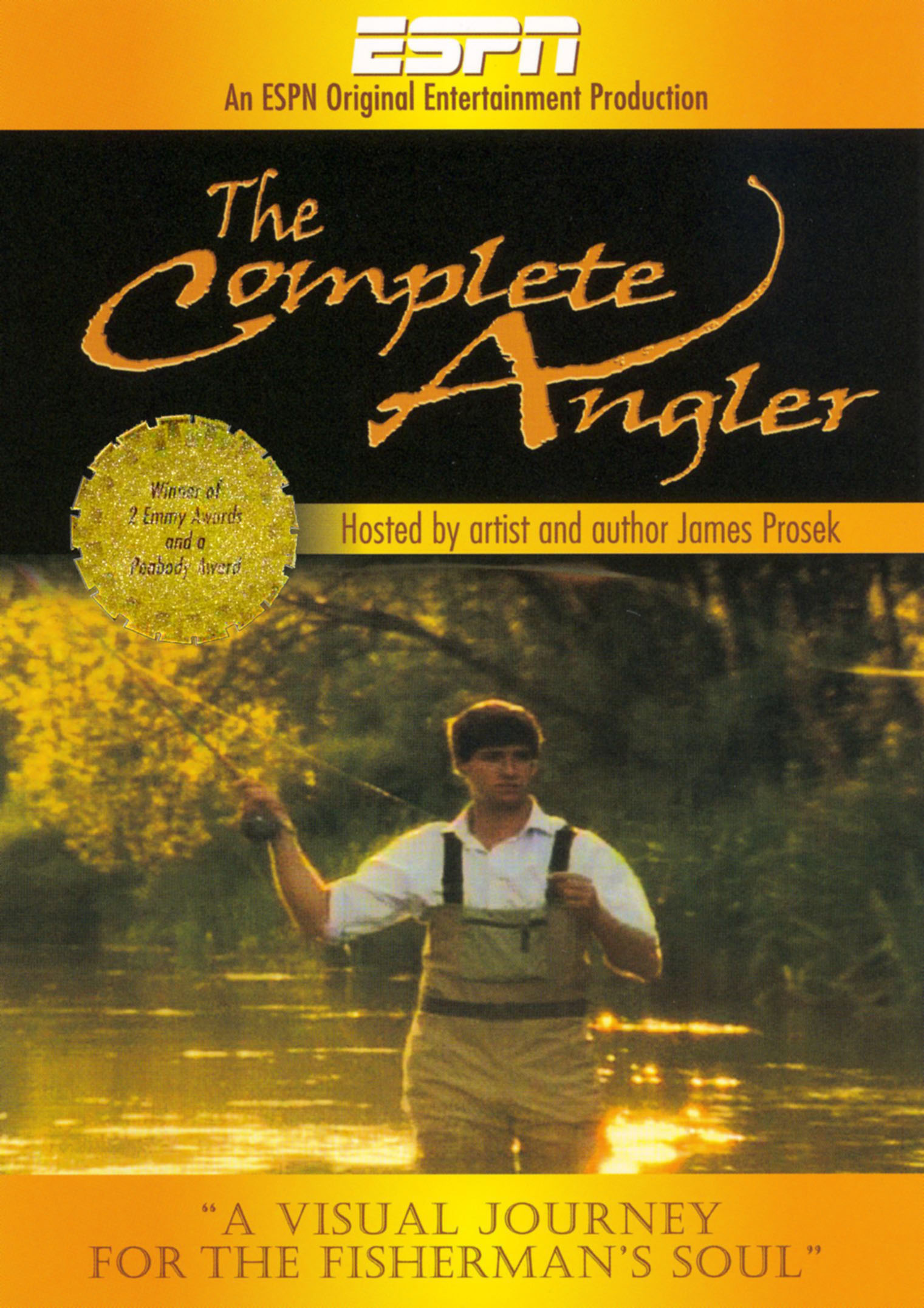 ESPN Original Programming: The Complete Angler
