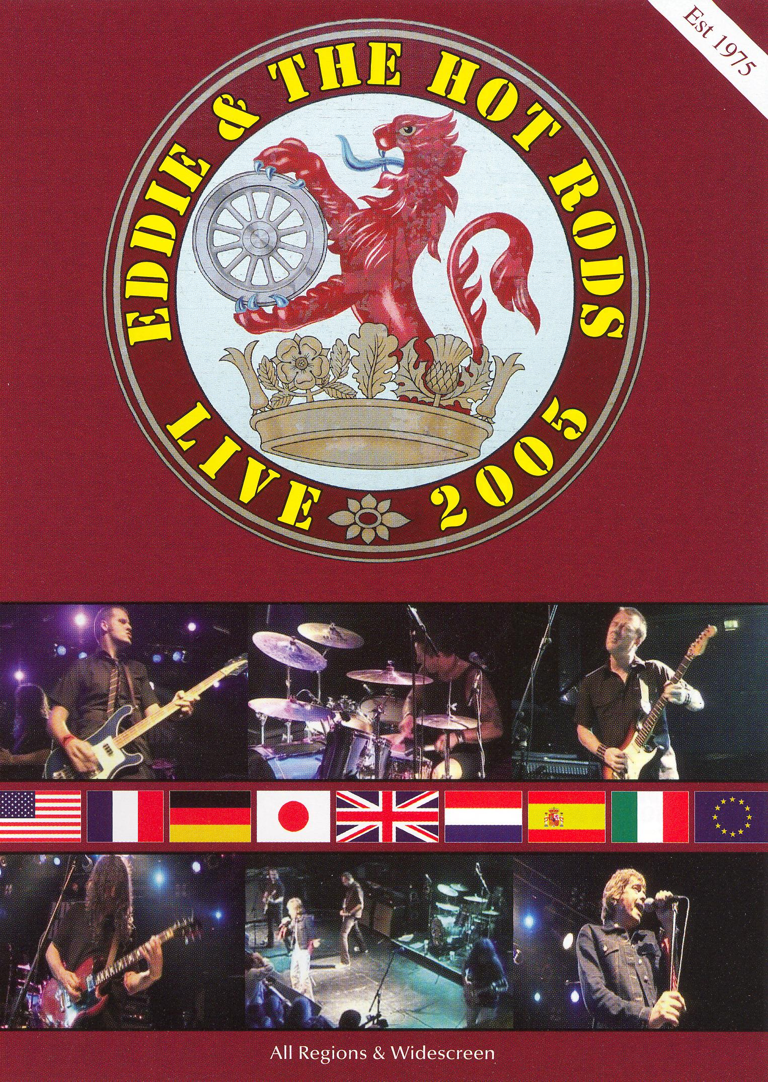 Eddie and the Hot Rods: Live 2005